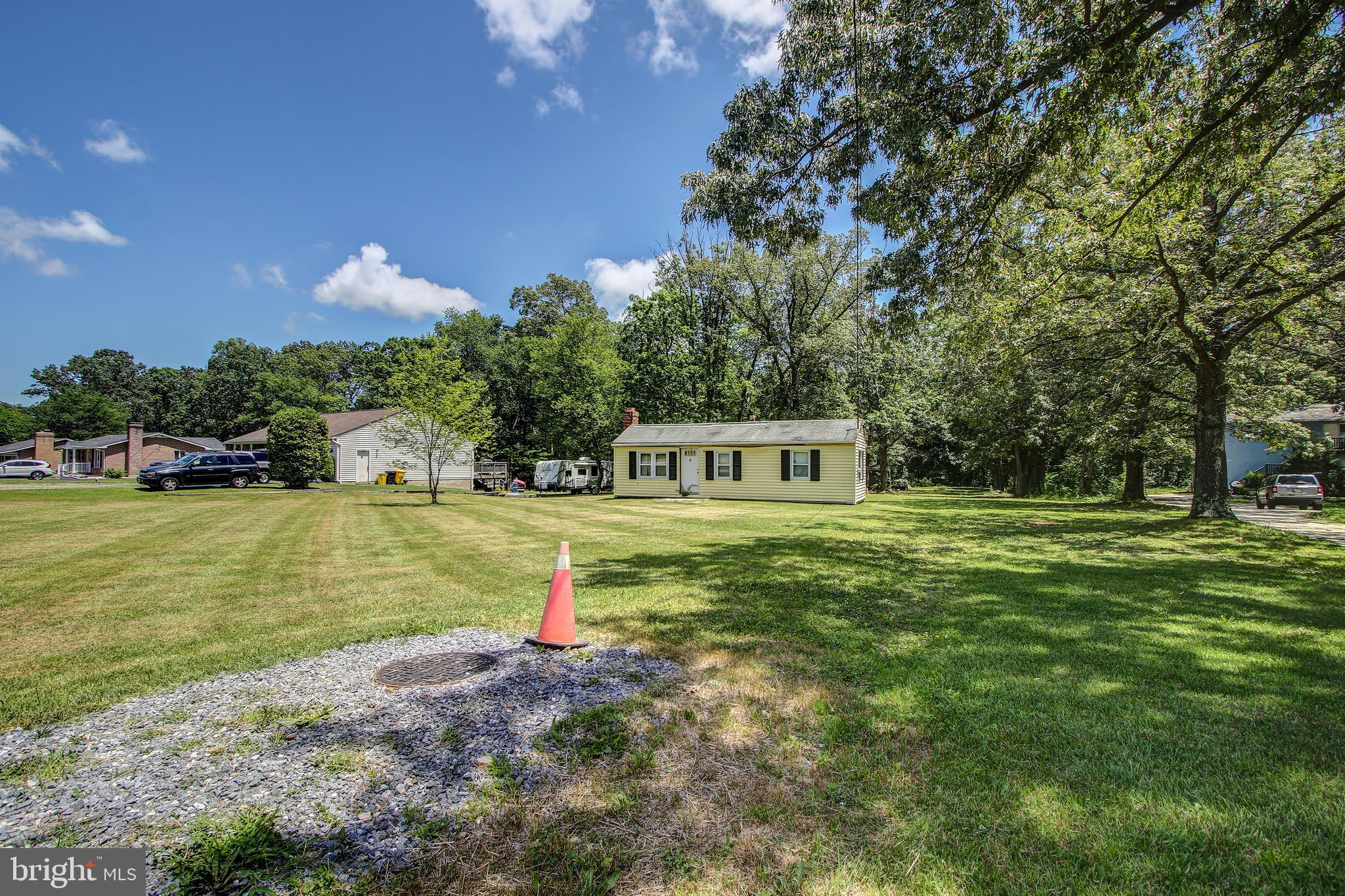 Structure is NOT able to be entered. DO NOT try to enter.  Sold AS-IS.Over 1.3 acres, backs to woods