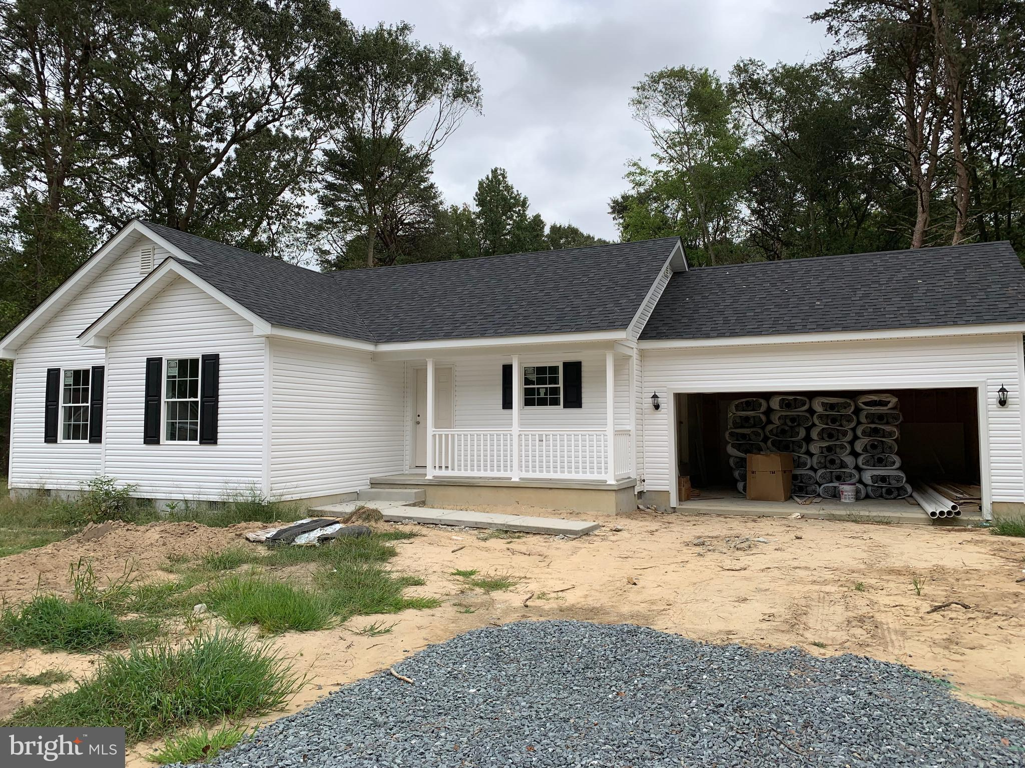 New Construction in Hill n Dale.  This home offers 3 bedrooms and 2 baths with attached 2 car garage