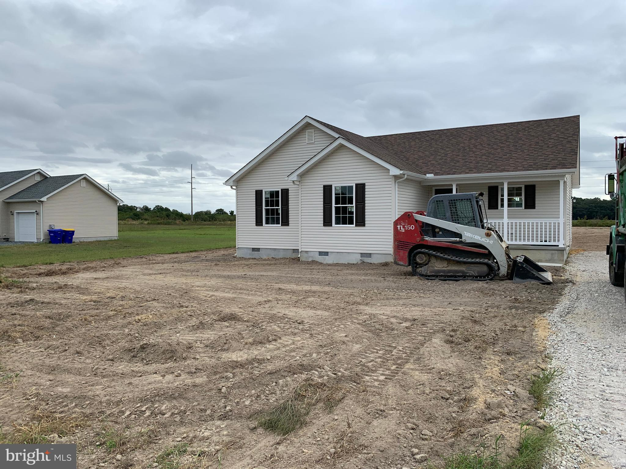 New Construction in Ross Station.  This home offers 3 bedrooms and 2 baths situated on a 1.59 acre l