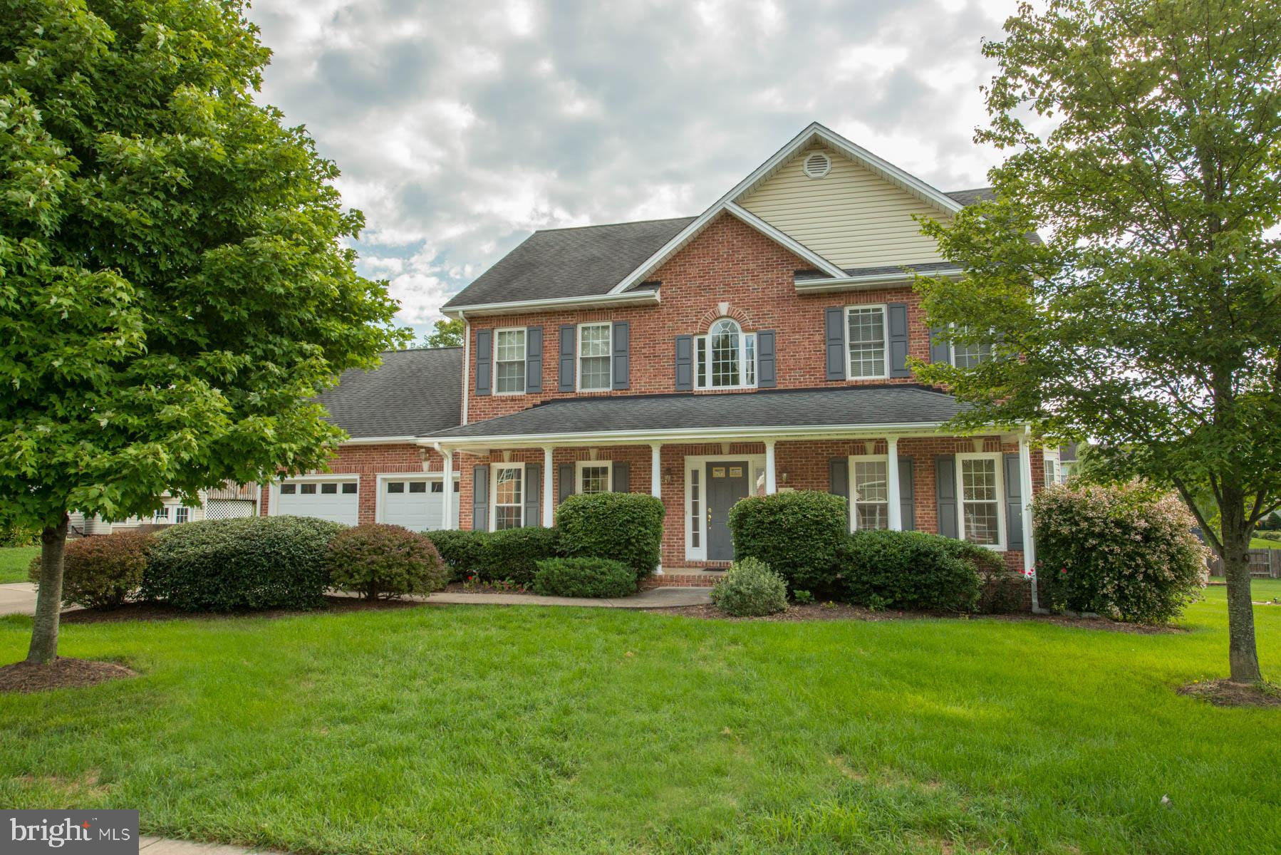 Welcome to the Hermitage! This lovely colonial is move-in ready for you and your family. Nestled rig