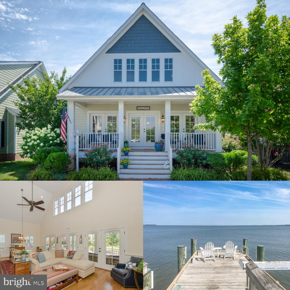 Just Listed & Open Saturday and Sunday 12-2PM You're coastal cottage dream has come true! Don't wait