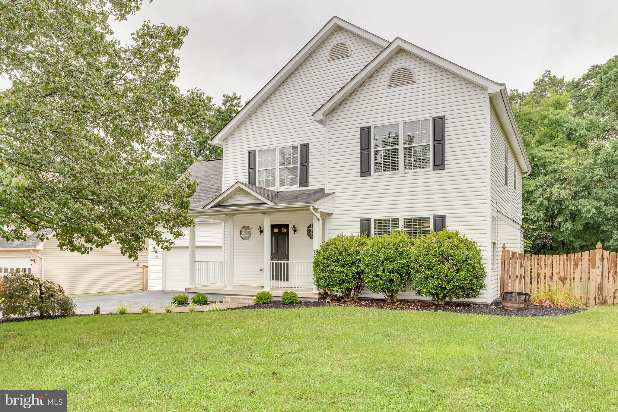 You'll want to put this one on your list! This spacious colonial home is located in the convenient n