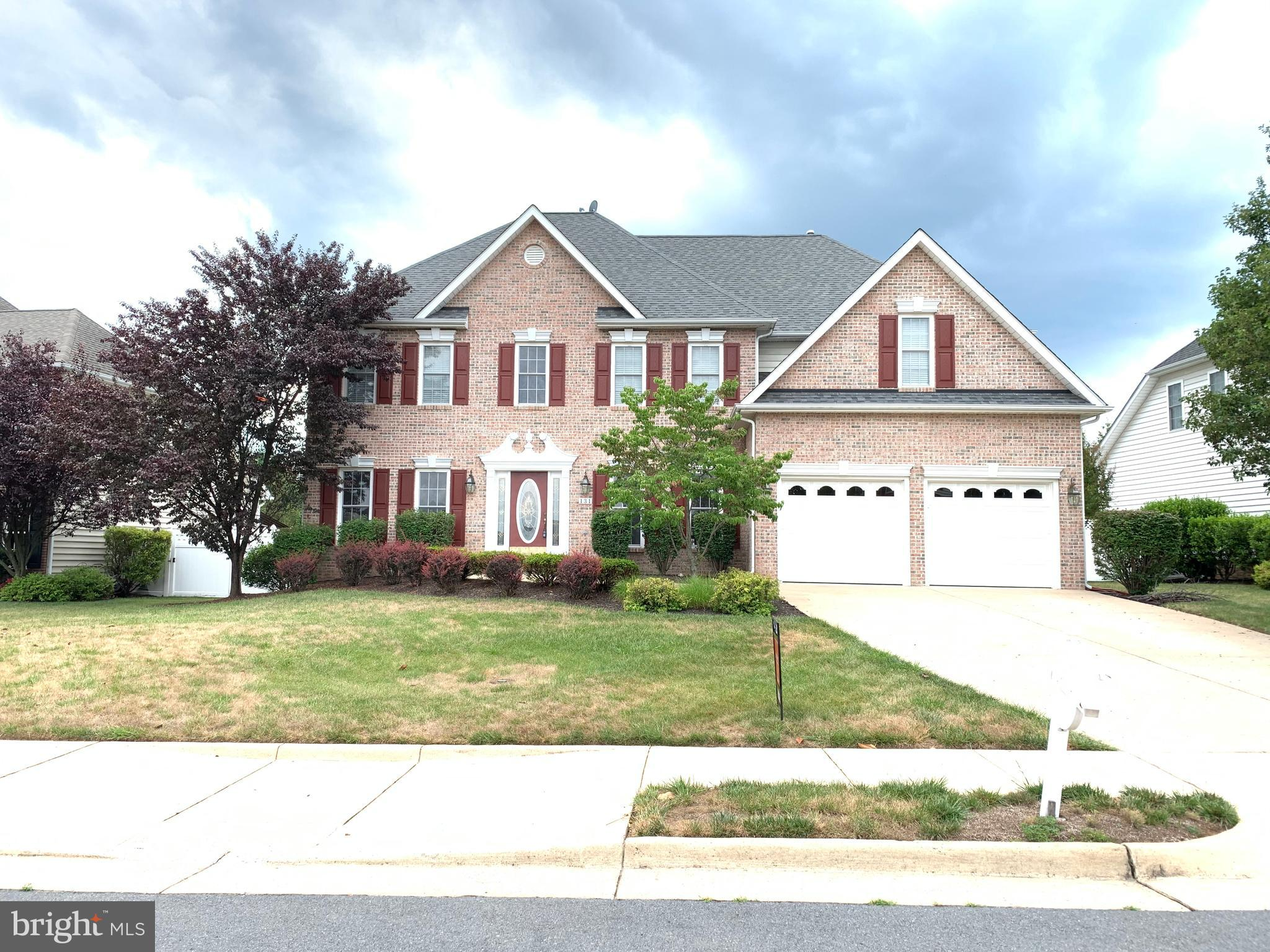 Extraordinary three finished level colonial boosting 5495 square ft  * *  Conveniently located on th