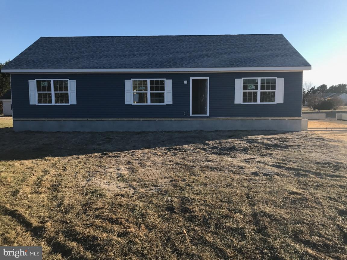 This New Construction Ranch home is the perfect starting house, retirement destination, vacation get