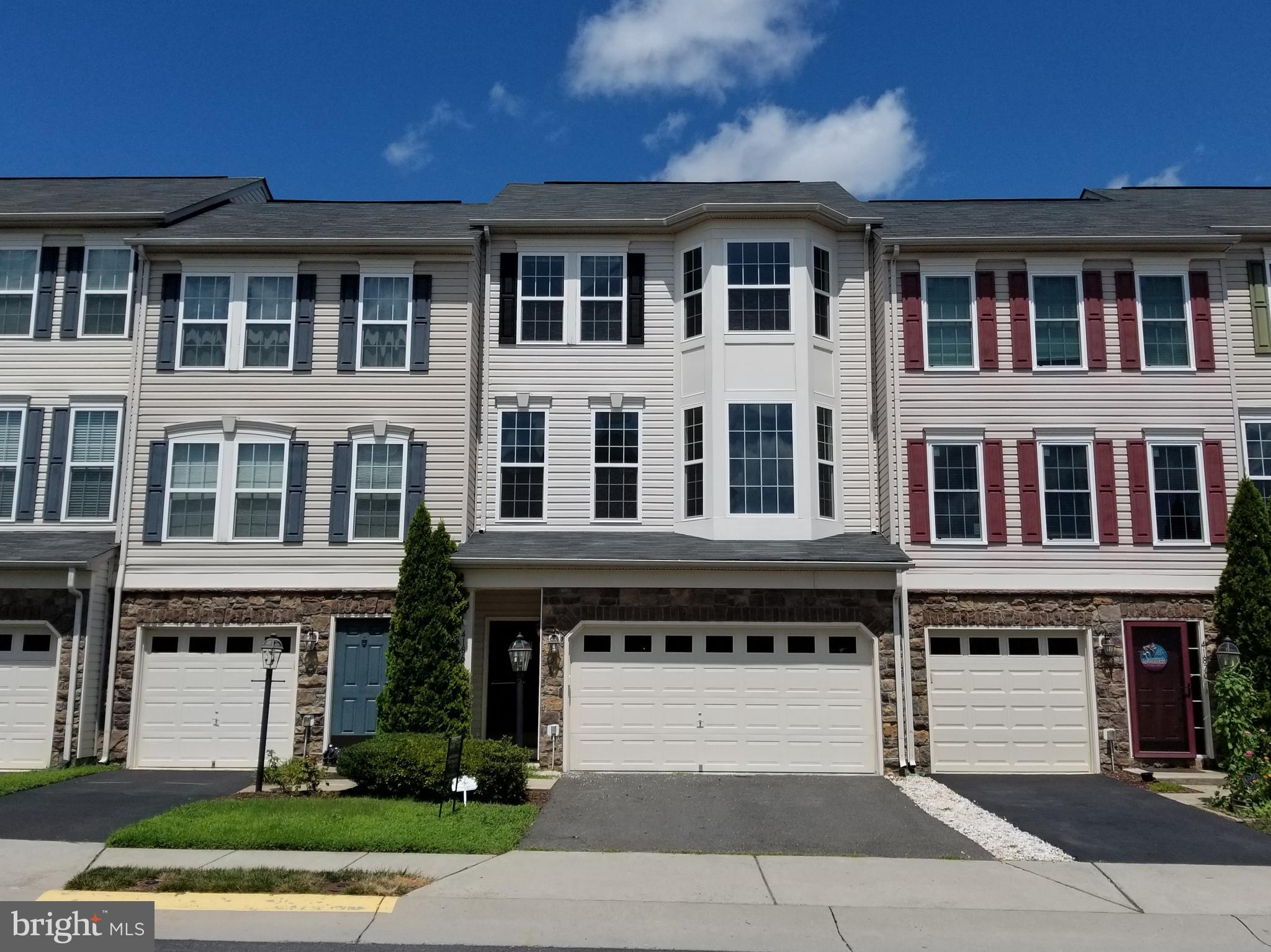 WOW!!! LOOK AT THIS BEAUTIFUL Interior townhouse. Well Maintained. Hardwood on Main Level. New Carpe