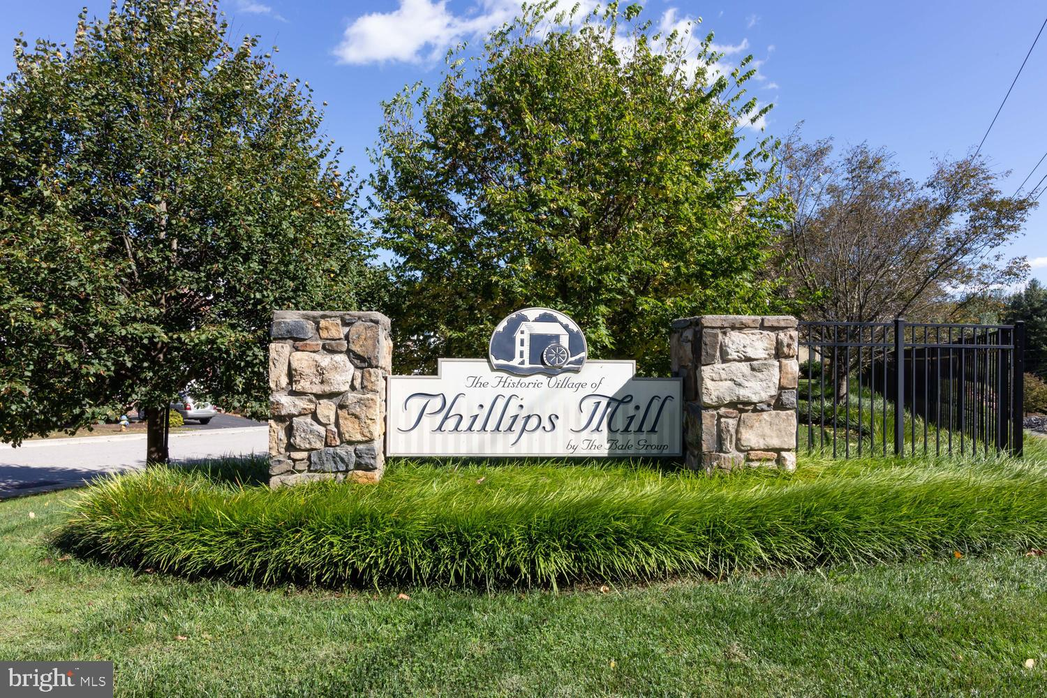 Welcome to The Historic Village of Phillips Mill.  Located in what was formerly a 200-year-old Grist