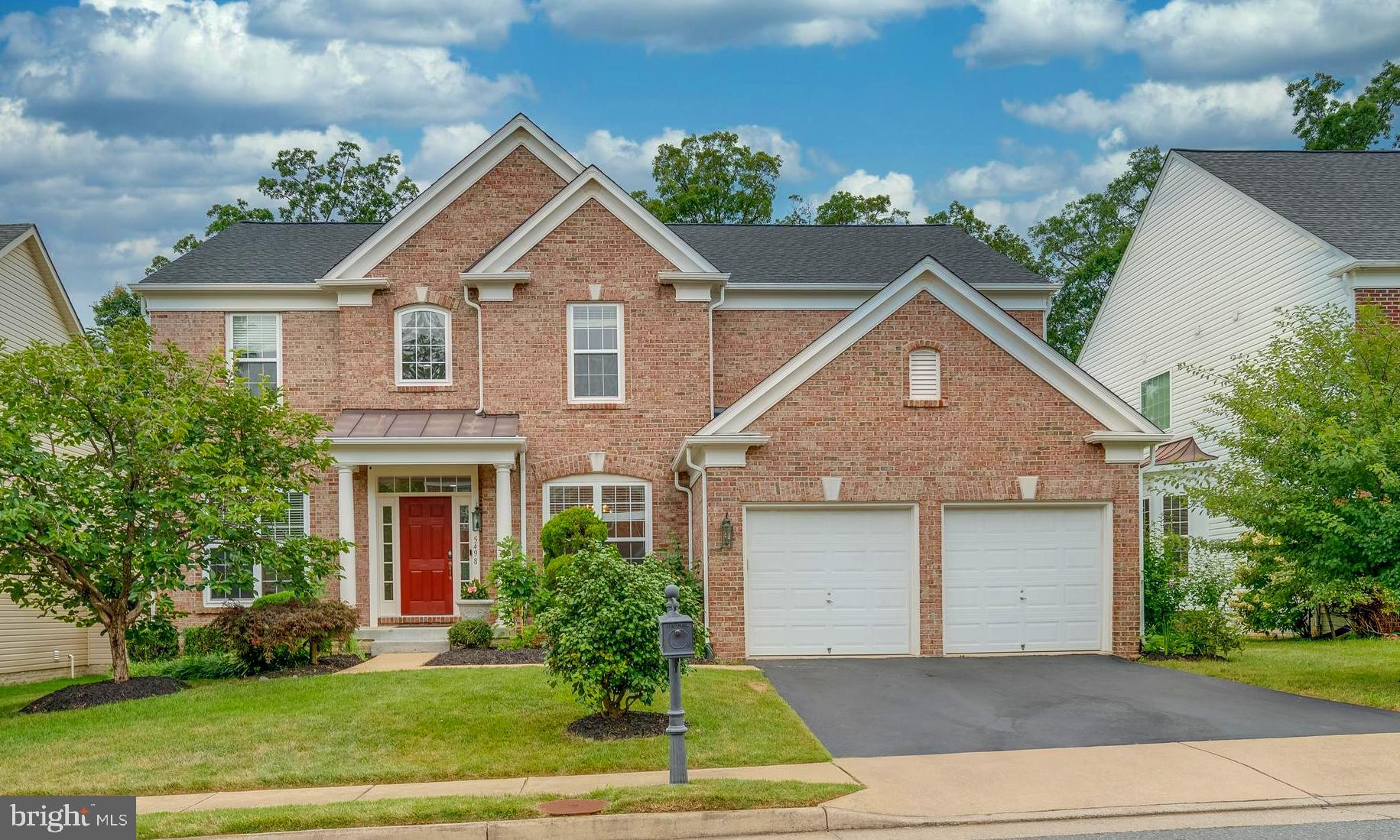 "Stunning Pulte largest (Birmingham) model with an over 4500 sq, ""5BR/4.5BA"" 3 fin levels in FAIRCRES"