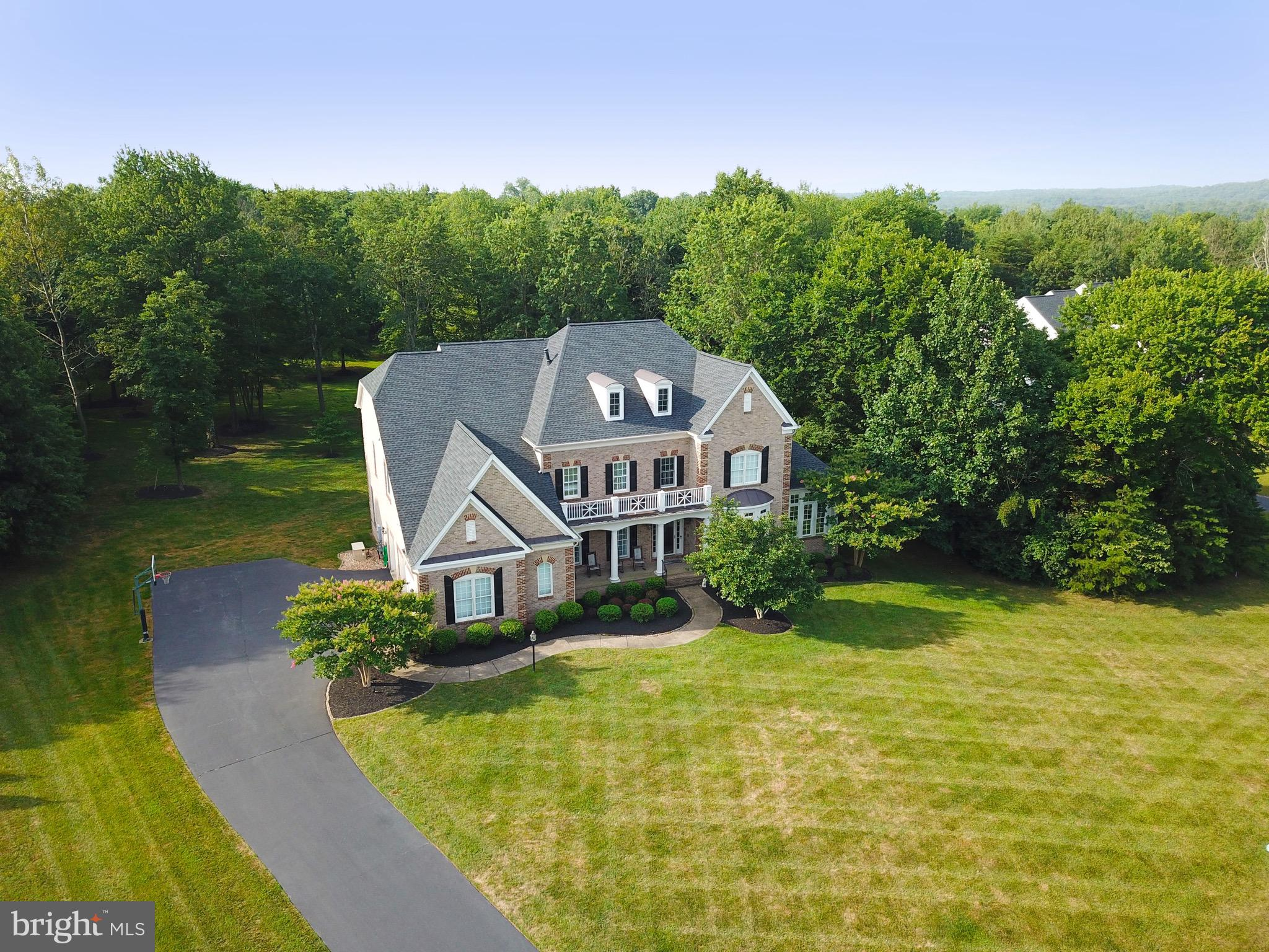 Private 3-acre estate home on 3-acres in Cedar Crest. This Lancaster II model by Equity Homes is 4-s