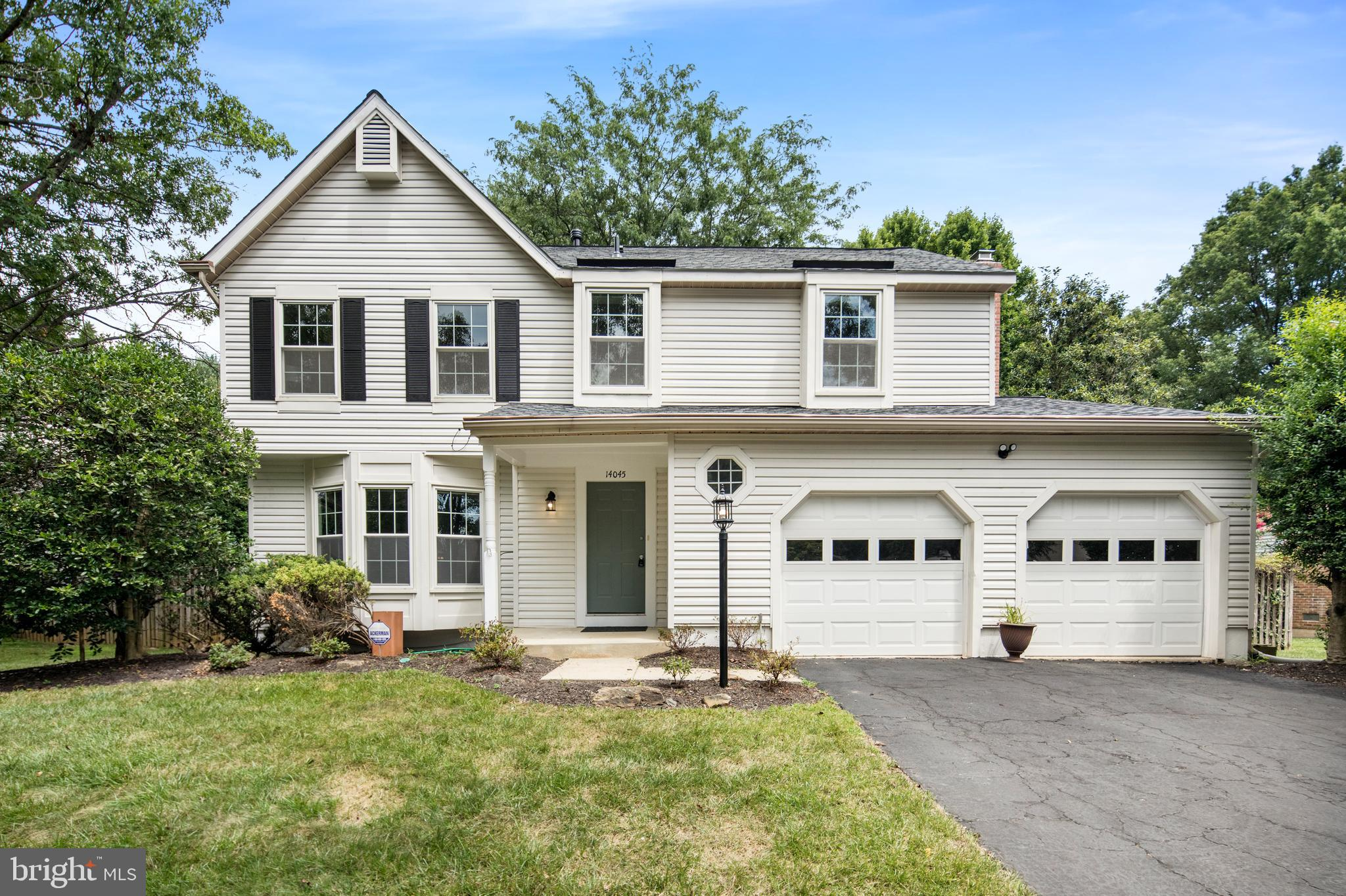 This is a great price for a 4 bedroom, 2.5 bath colonial dream home in one of the Metro areas best l