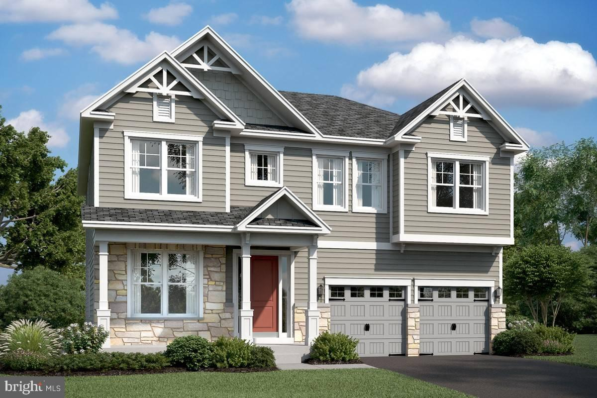 TO BE BUILT Tomasen floorplan located in brand new single family home community at Twin Arches in Mo