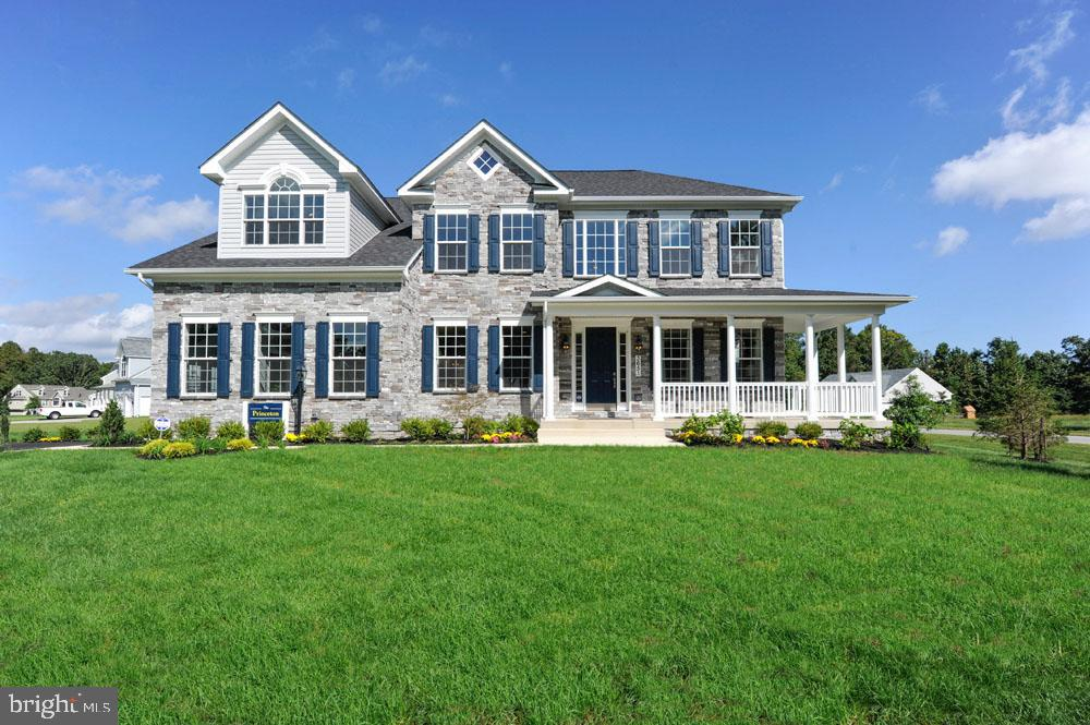 BUILD YOUR DREAM HOME! THE PRINCETON MODEL. This Gorgeous Colonial home has so much to offer. The ma