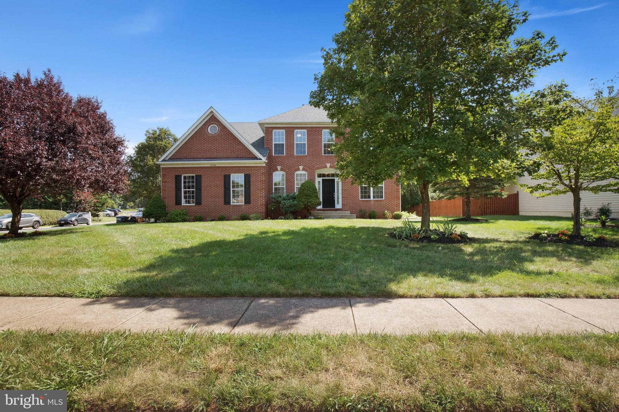 Welcome home to this stately and well-maintained 4 bedroom, 3.5 bath colonial in the highly sought-a