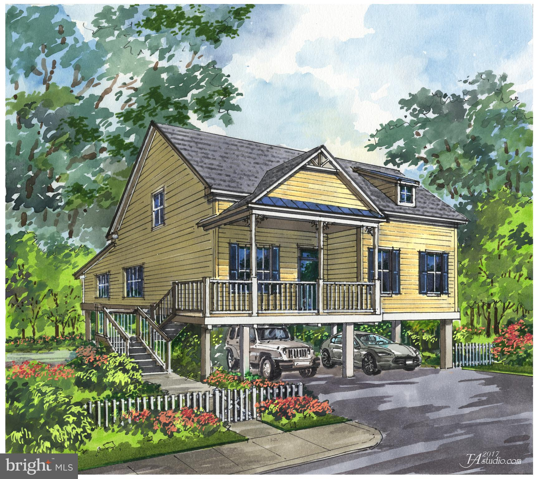 Model open Thursday through Monday from 11 am  - 4 pm.  Salt Aire is a new secluded Delaware beach c