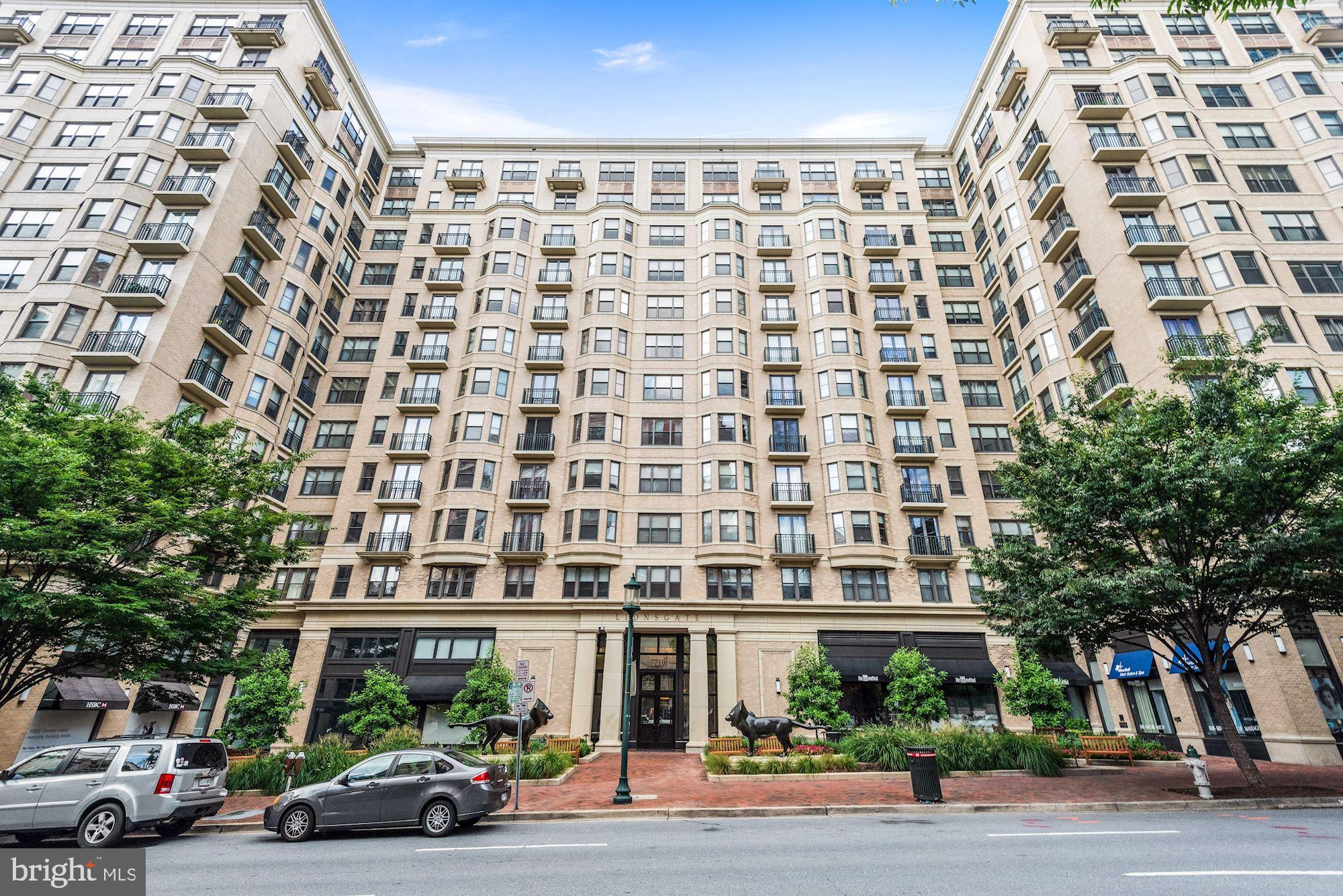 The Lionsgate is UNSURPASSED in the heart of downtown Bethesda for providing the ABSOLUTE ULTIMATE I