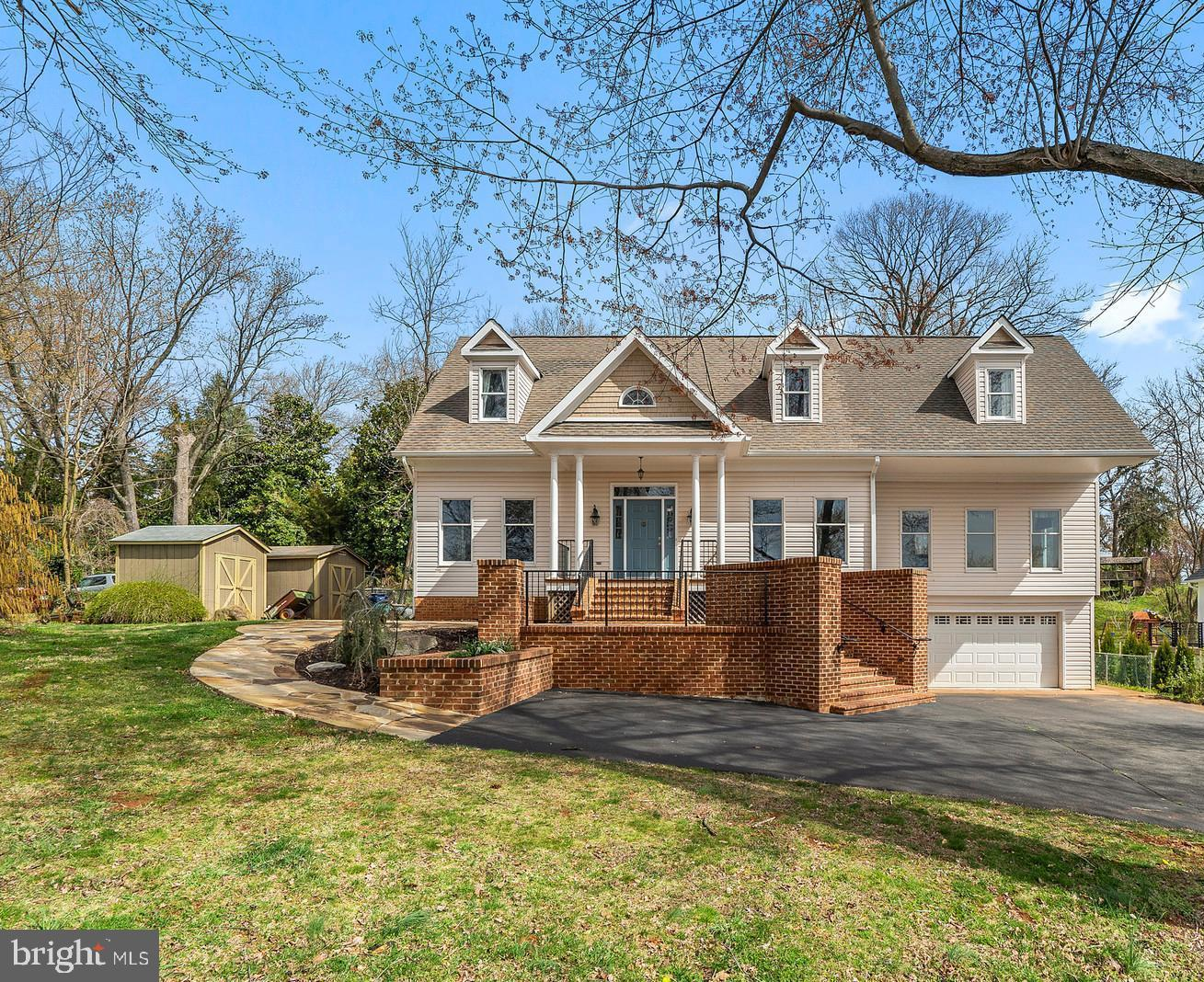 Enjoy walking from your home  downtown to the restaurants, shopping, brewery and the Greenway where you can walk or bike trails.  Move in ready!    Flexible floor plan offers  multiple spaces that can be utilized  as home office, designated exercise room with rubber gym flooring,  playrooms,  hobby,  spacious is an understatement.   From the inviting front brick steps and entryway to the gourmet kitchen with upgrades galore not to mention  heated flooring and the color kinetics lightening and  wired sound speakers to an oversized wrapped deck, patio and  a stone waterfall fish pond.   Owners suite  is located on the main level along with another bedroom and full bath on main level as well.  Full easy flow living experience offering exuberant spaces both in and out.    Owners have incorporated the art of exceptional living with the real comforts of a home.  A complete lifestyle residence for family and friends.  Total Sq Ft. 4660