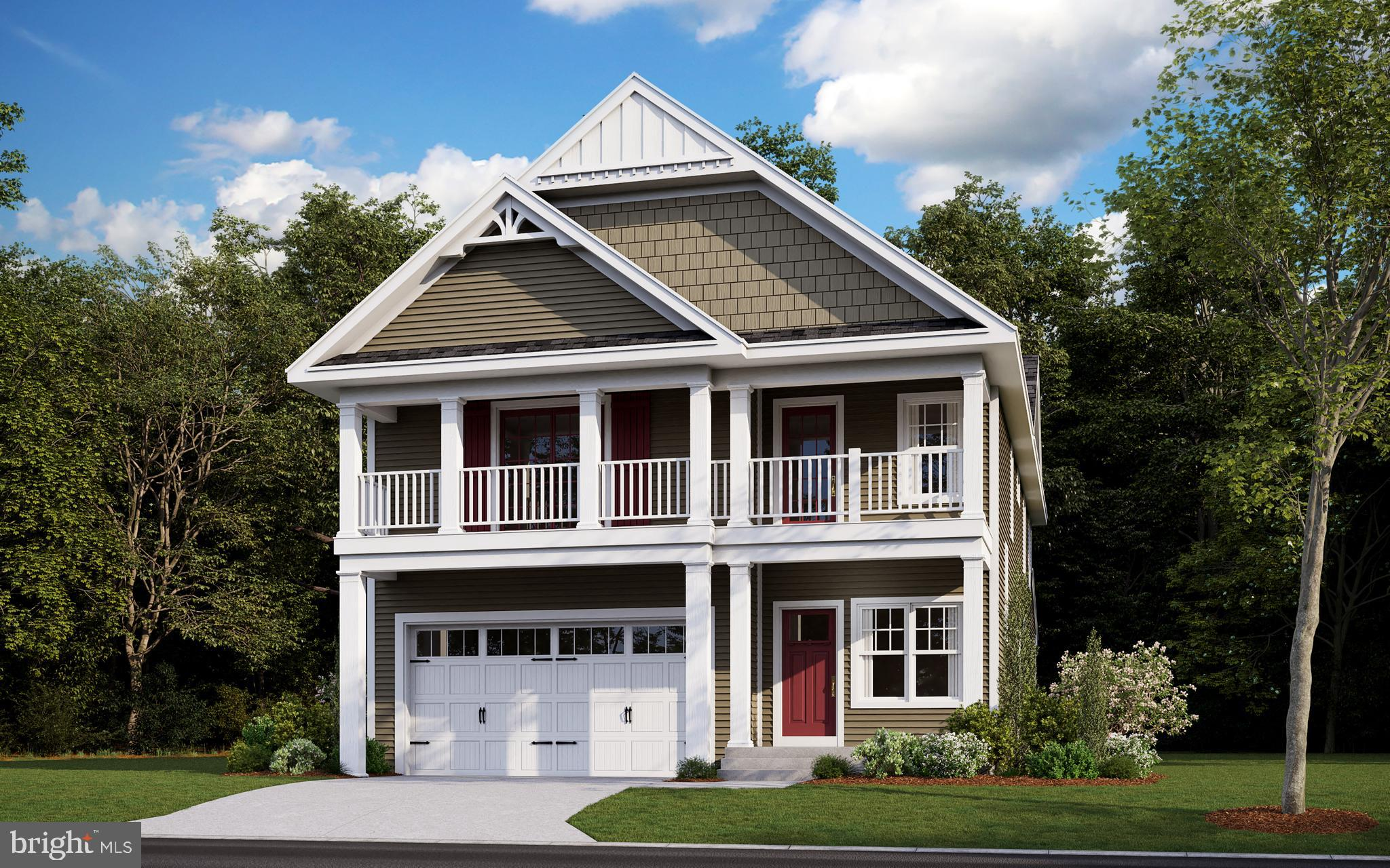 McKinney's Grove is a new, luxury neighborhood featuring only 20 lots in a gorgeous, wooded communit