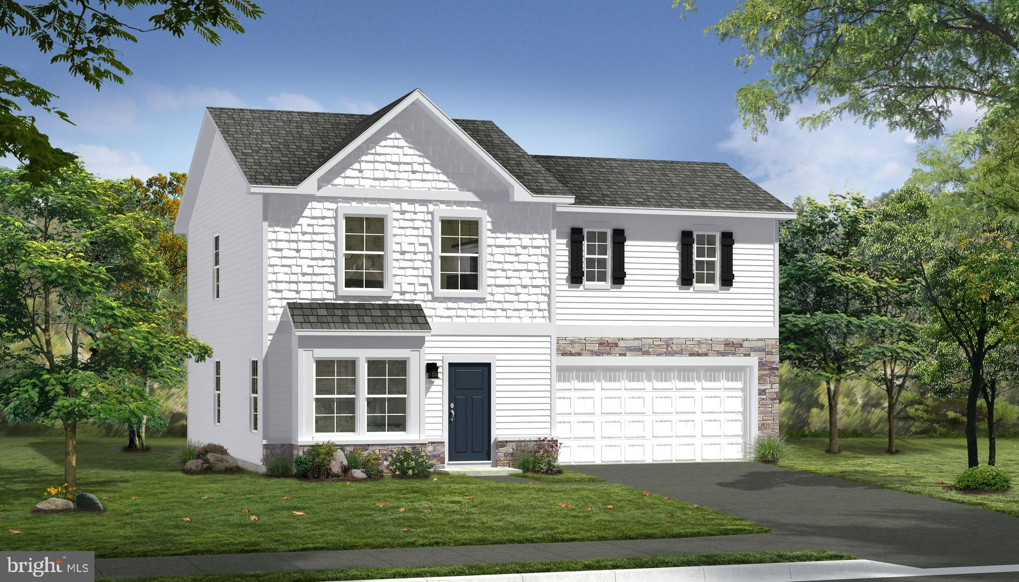 Affordable, Convenient to shopping, dining and I-81! Welcome home to this BRAND NEW 4B, 2.5BA, 2 Car