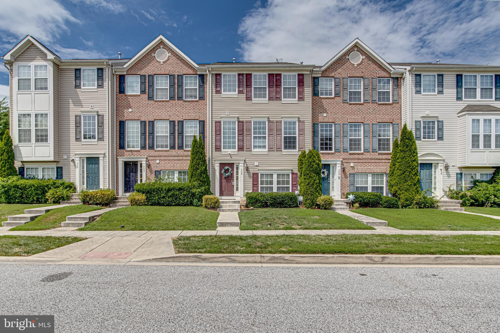 Simply stunning and spacious 3-story townhome lovingly maintained and filled with upgrades in Hollyw