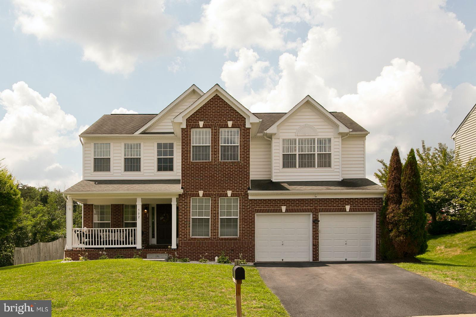 This home has it all, Location, location, location... and privacy.  The corner lot that backs to tre