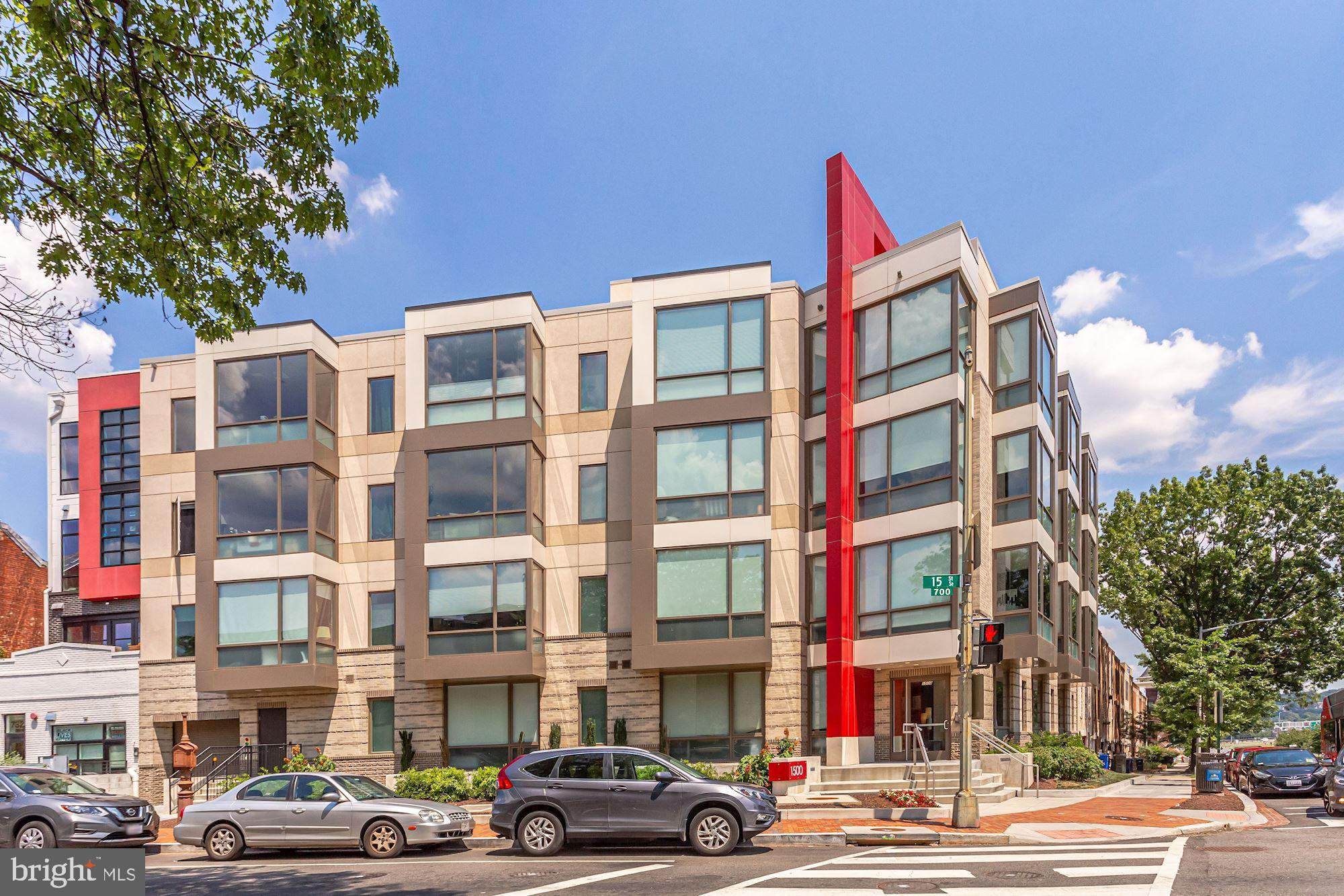 Best price and value for a 2BR condo w/garage parking in Capitol Hill East!  To sweeten the deal, th