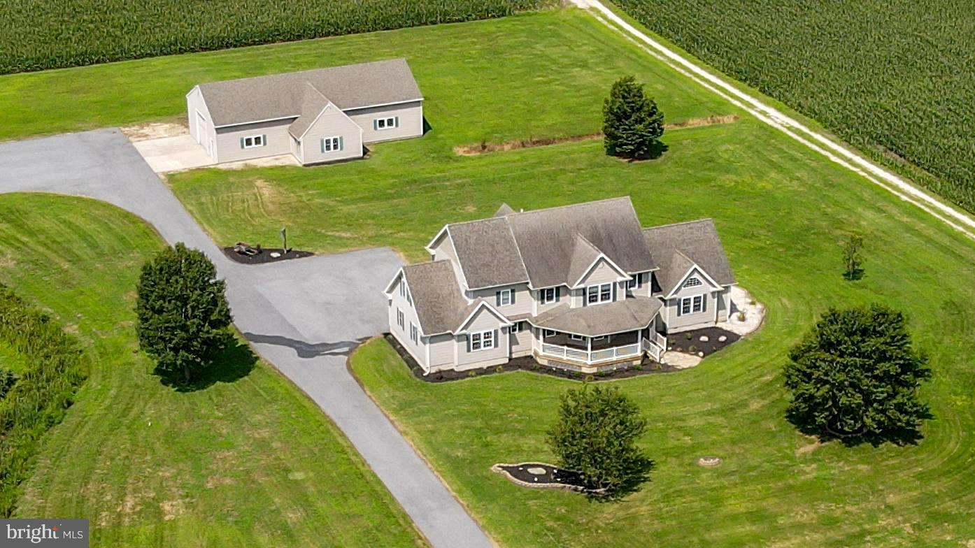 Nestled on 3 Acres in the country with No City Taxes, yet convenient to town and Cedar Hall Wharf wh