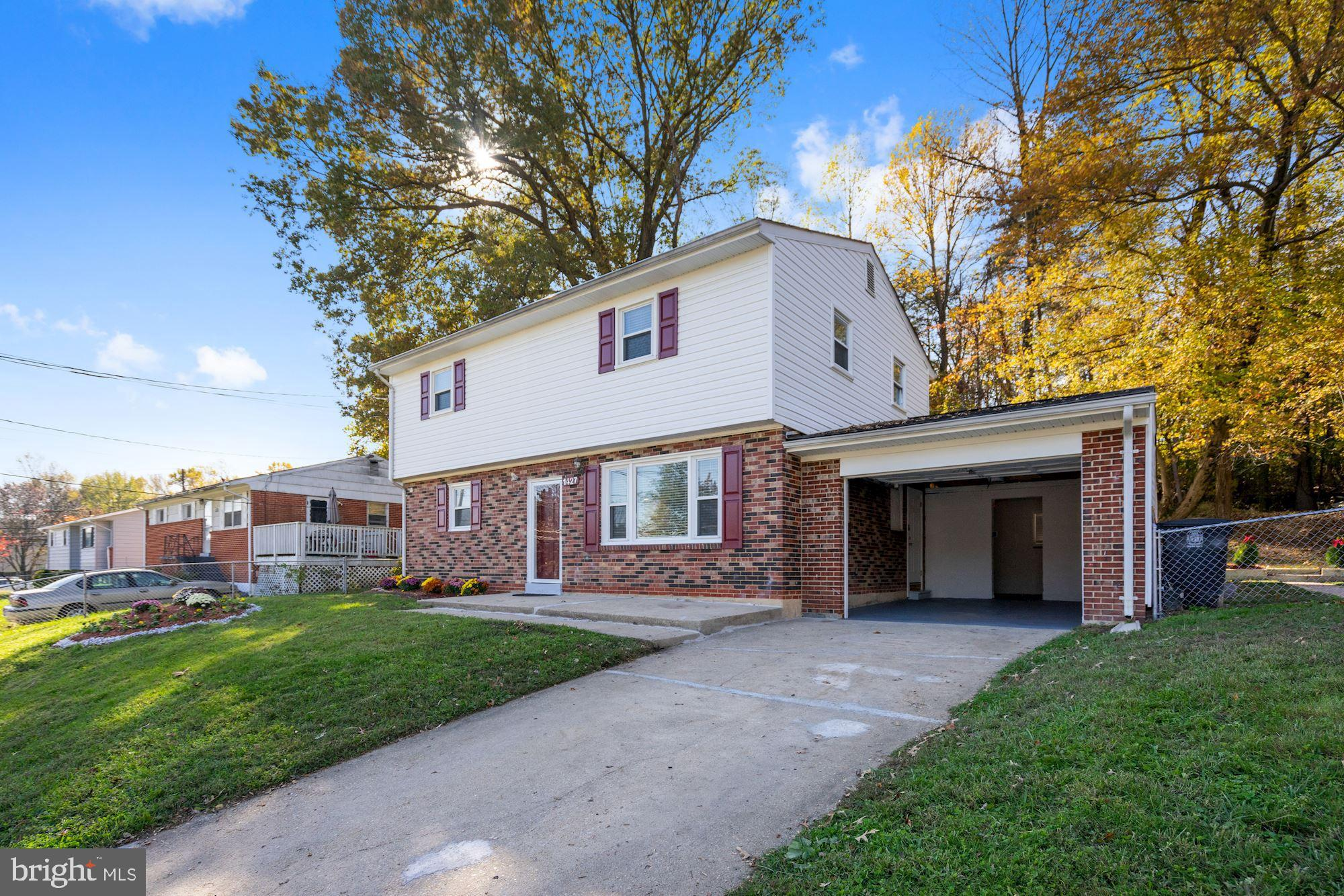 *Coming Soon* Motivated Seller!! Property is move-in ready!! This spacious brick front and siding wi