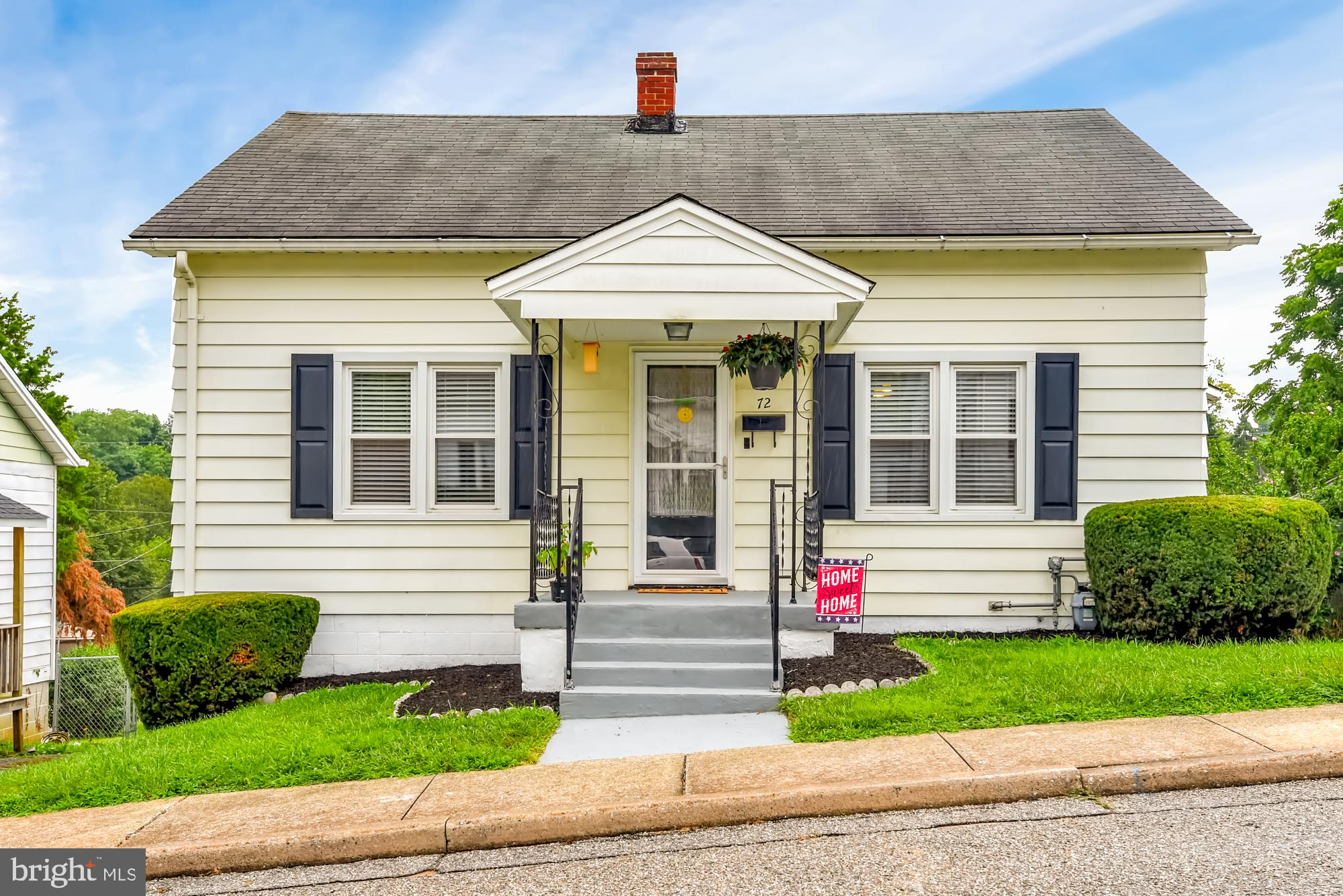 Updated Cape Cod convenient to downtown Westminster.  Newer double pane windows, SS kitchen applianc