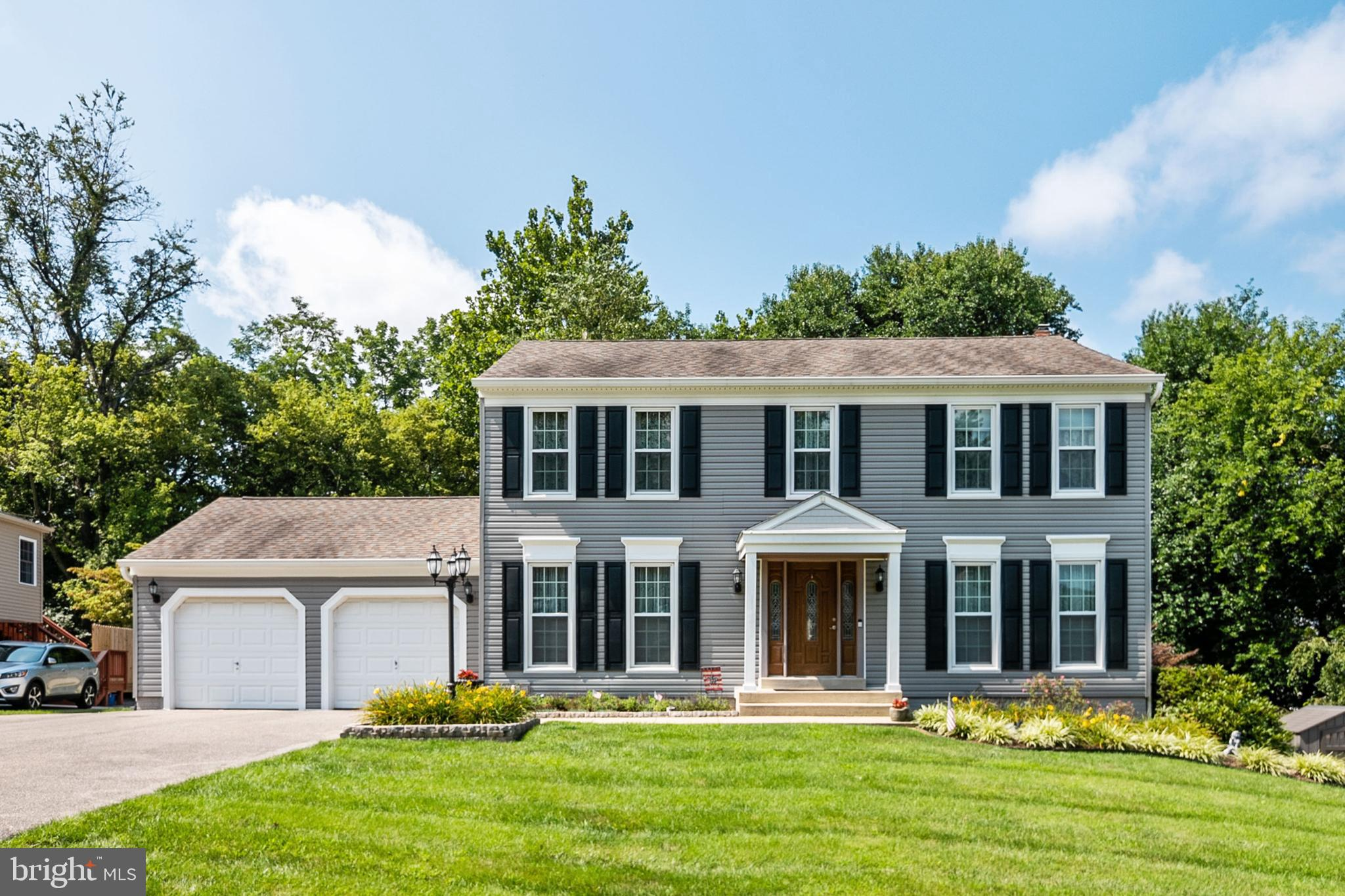 Warm and, Welcoming , and beautifully maintained  4 bed/2.5 bath , sun filled single family home loc