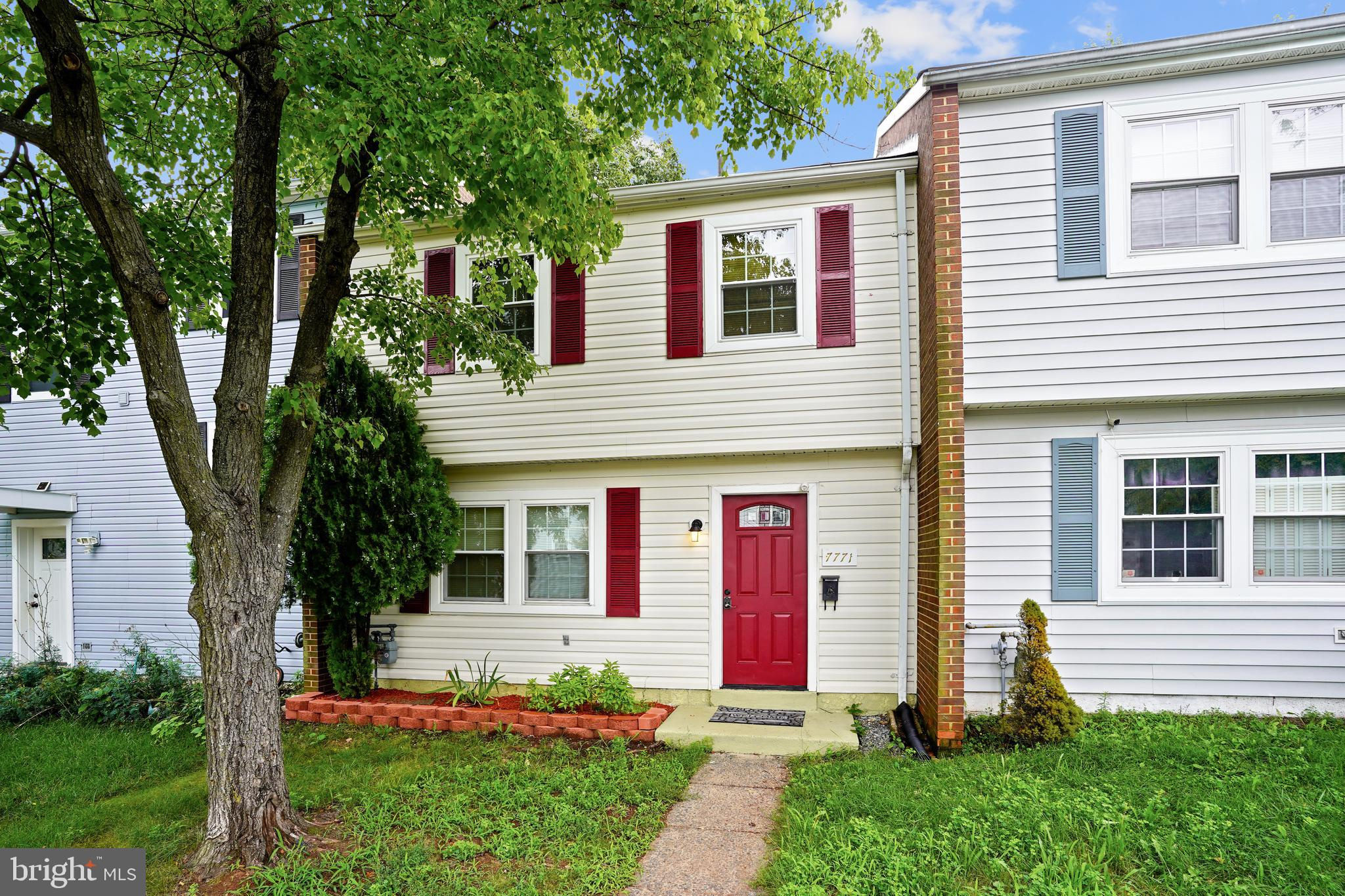 New A/C unit, New Water Heater. Spacious 2-level townhouse in central location to I-66, 234 and Rt 2