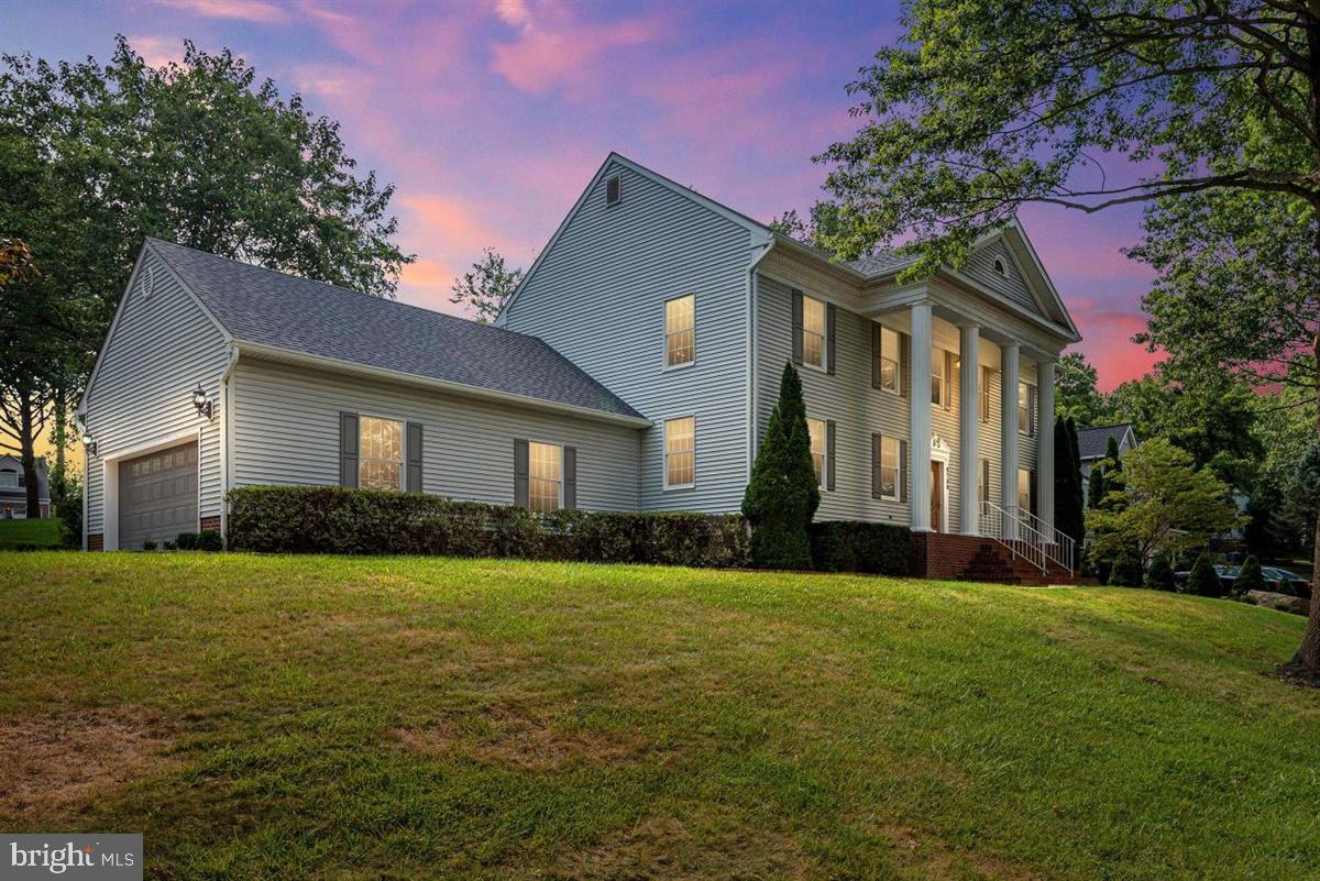Absolutely stunning home located in sought after Briarcliffe!   With over 5,000 square feet of livin