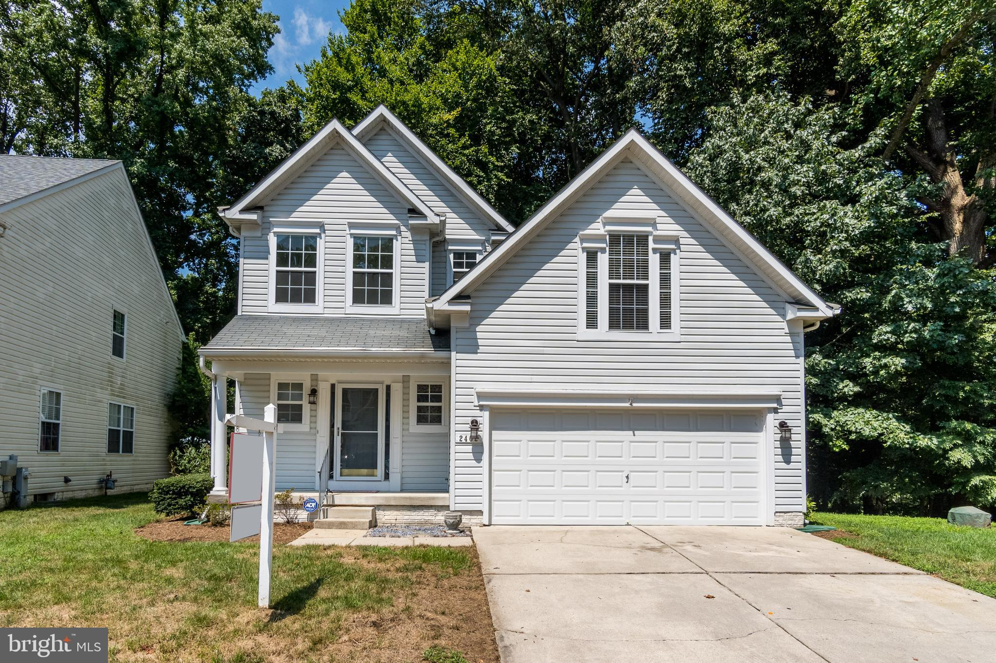 A rare gem in Walden. This spacious single-family, two-car garage sits at the end of the cul-de-sac