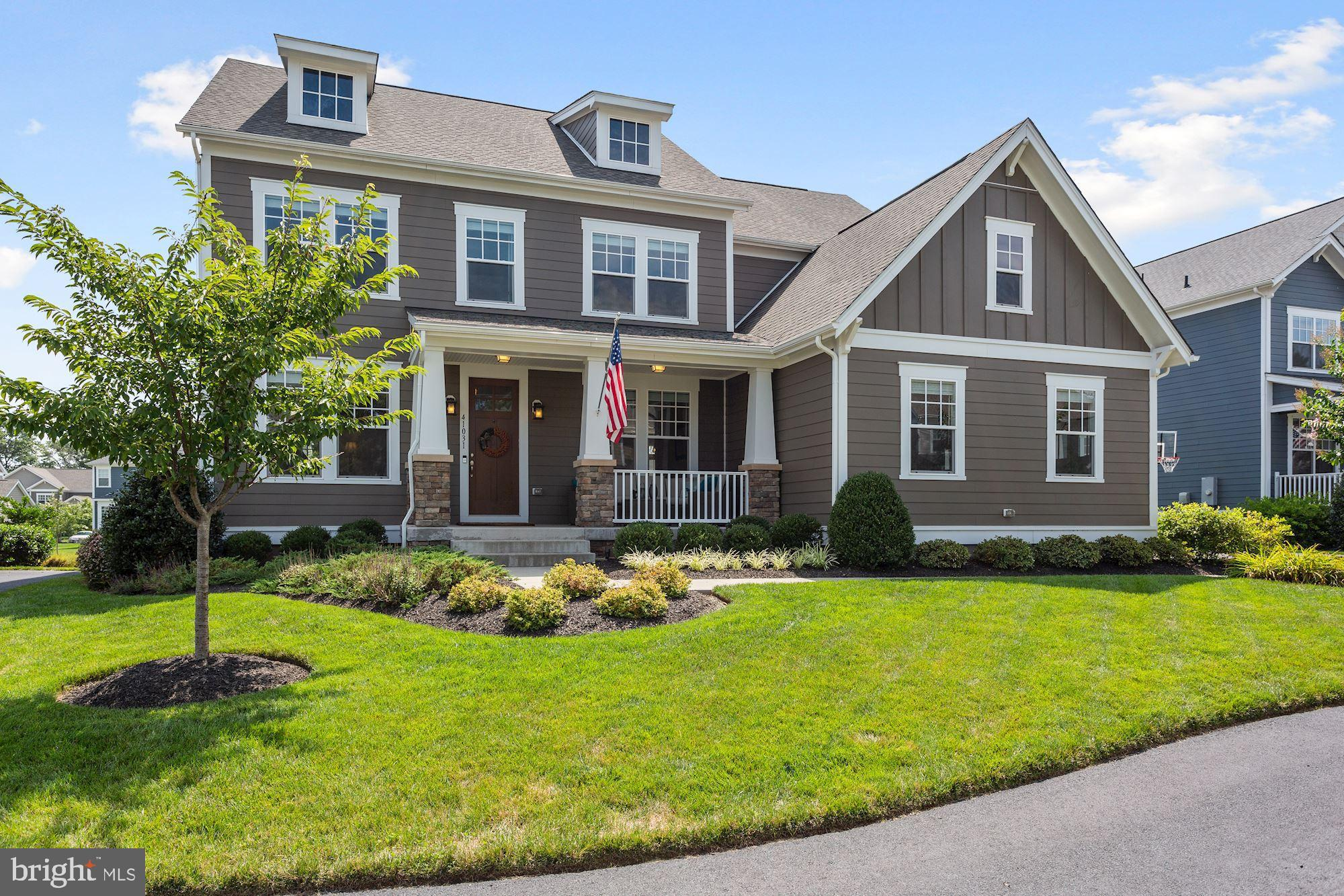 Welcome to this ENERGY STAR compliant home built by Beazer Homes in sought after The Grove at Willow