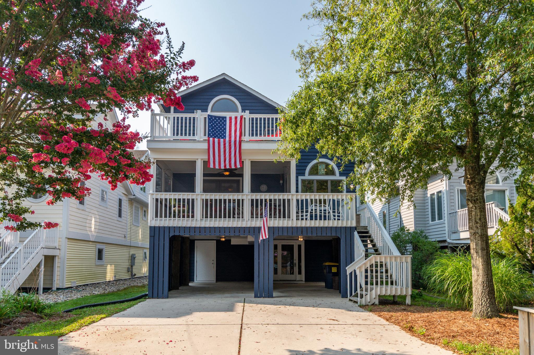 Longing for a lasting beach escape? This 5 bedroom, 3.5 bath home, just 2 blocks from the beach, cou