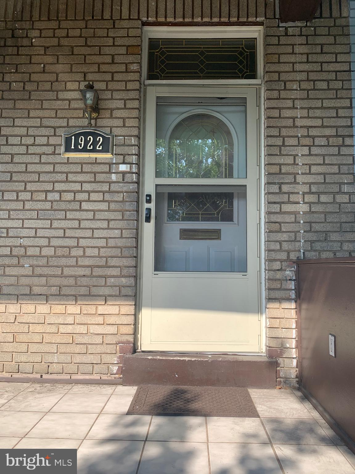 This is a great opportunity for a homeowner or an investor in the much sought after Eckington neighb