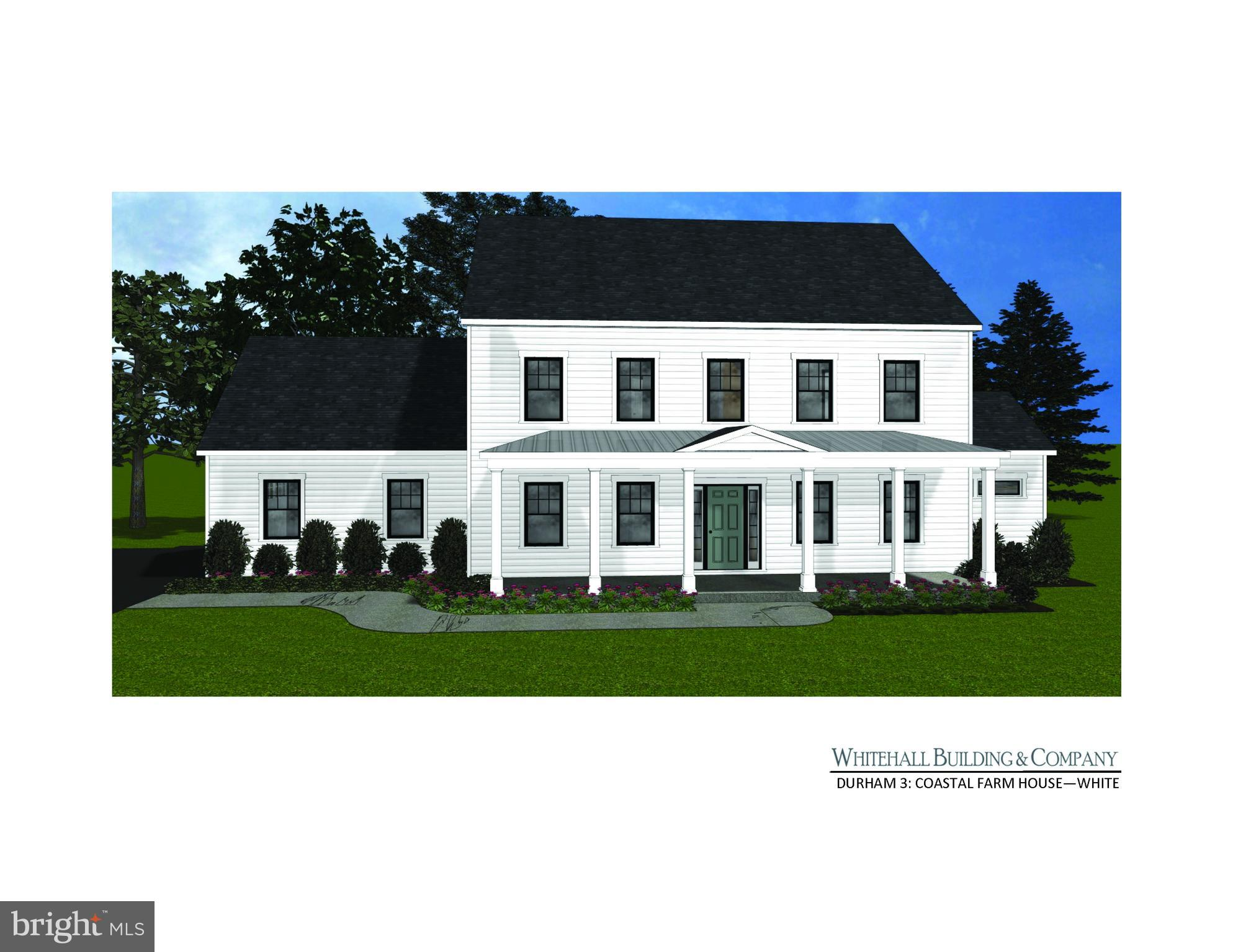 NEW CONSTRUCTION custom home to be built on 6 acres! Great location to enjoy the peaceful country-li