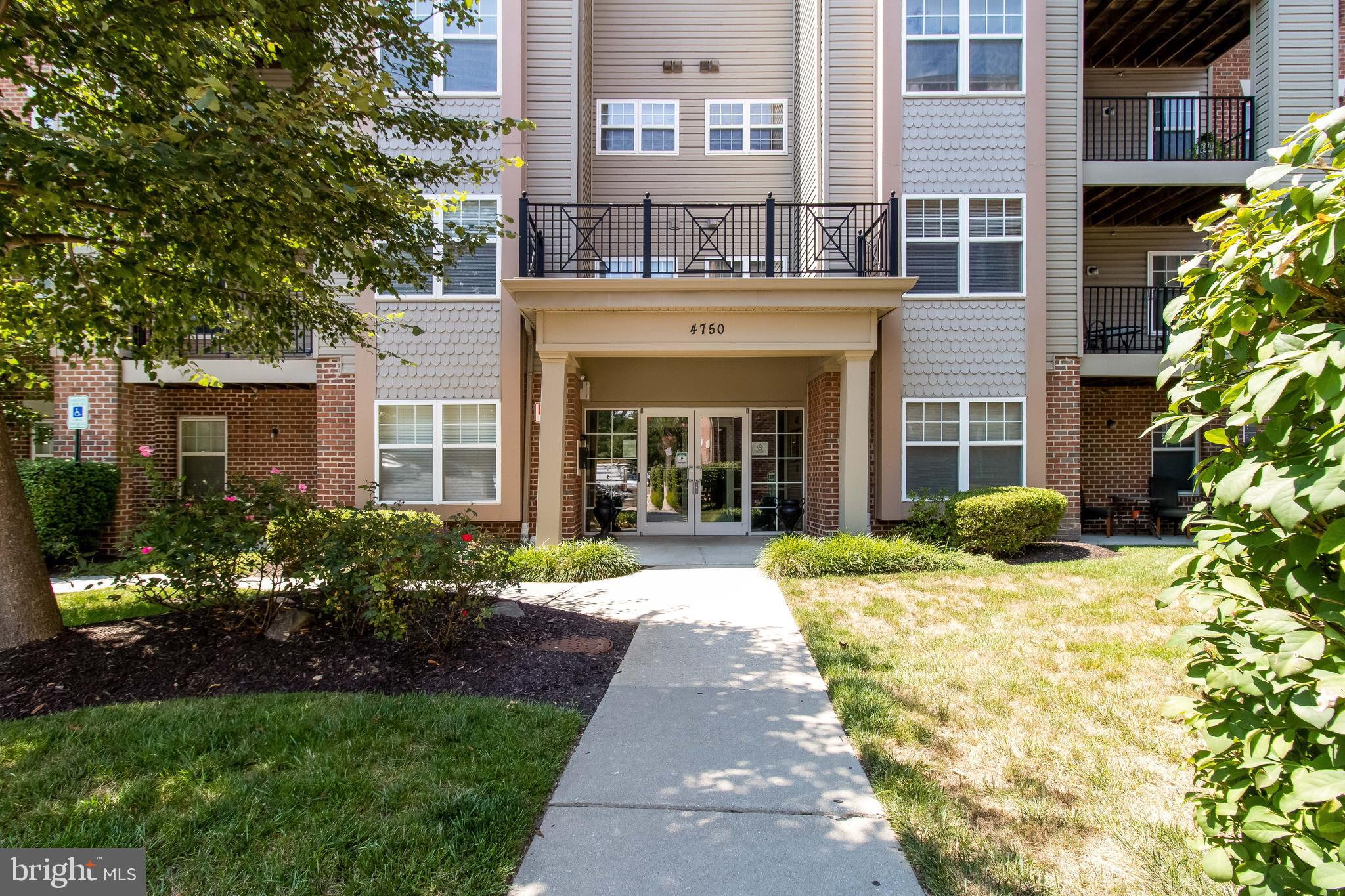 Opulence at its finest! This lush and meticulously detailed condo is a true Owings Mills, Maryland f