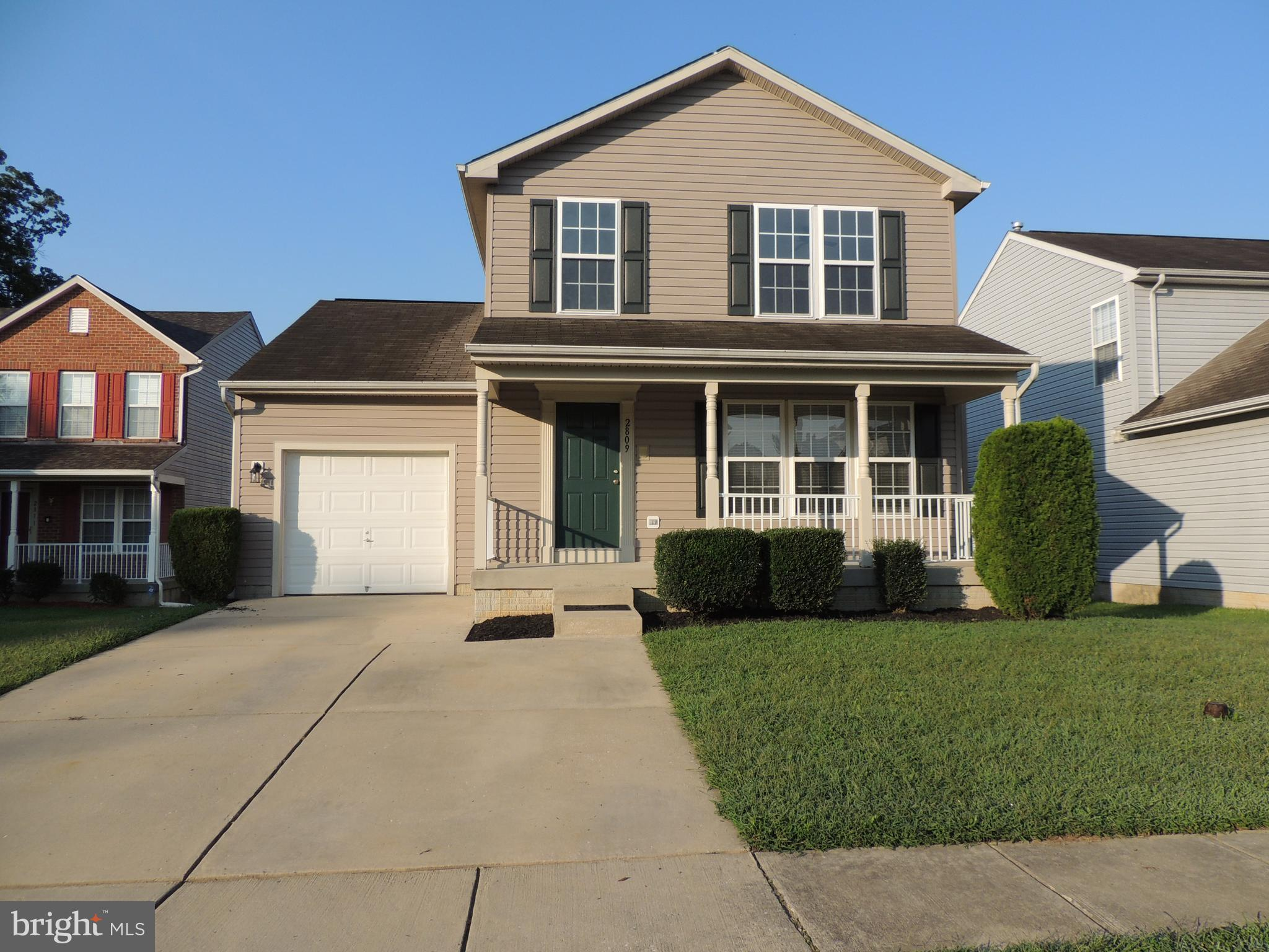 Built in 2003, 4 Br 3.5 Ba, Turn Key Condition. Fresh Paint,  New Main Level Flooring. New carpet up