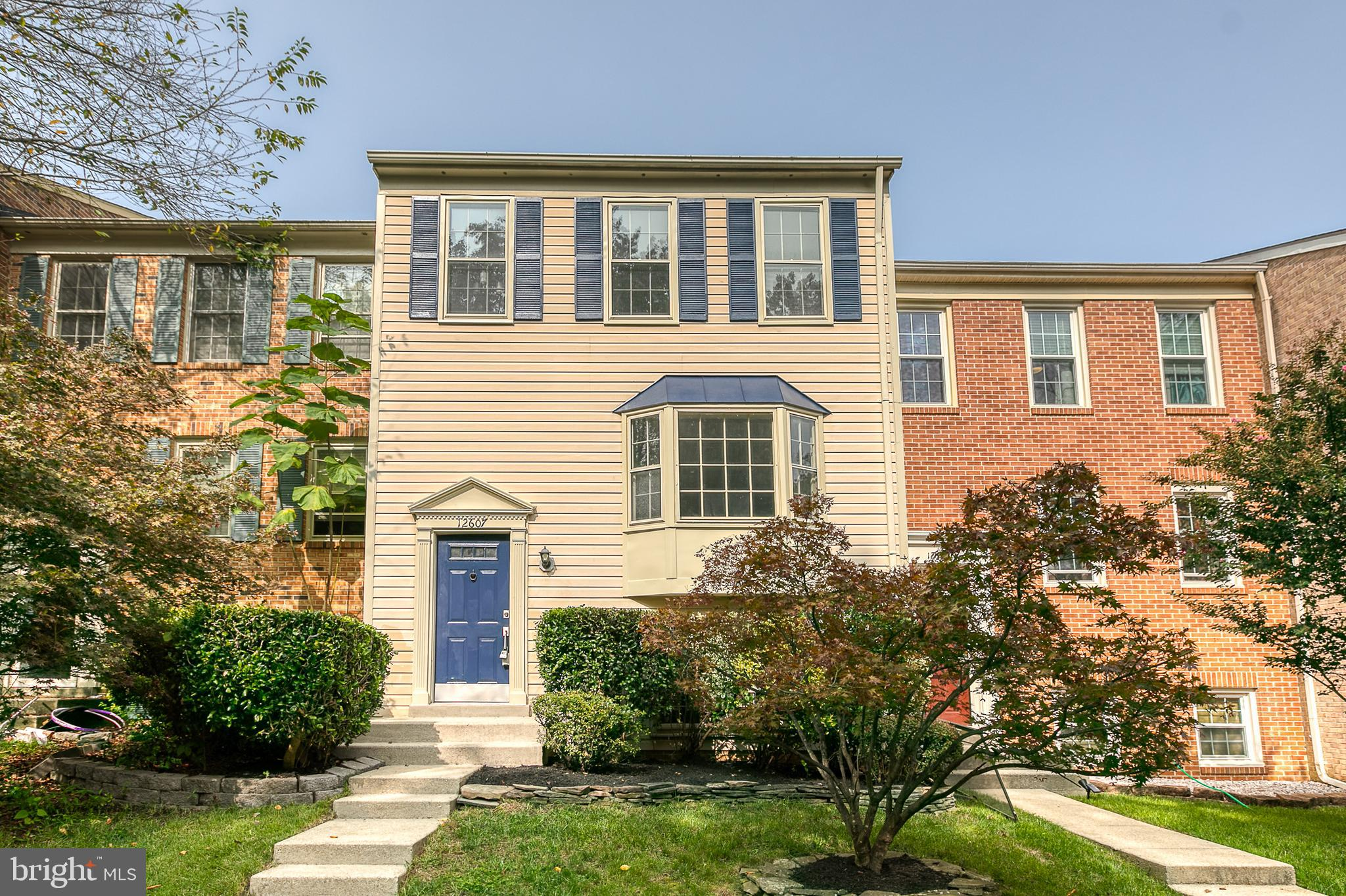 Just Listed! 3 bedroom, 2 Full bath, 2 half bath townhome on a beautiful secluded street in the West