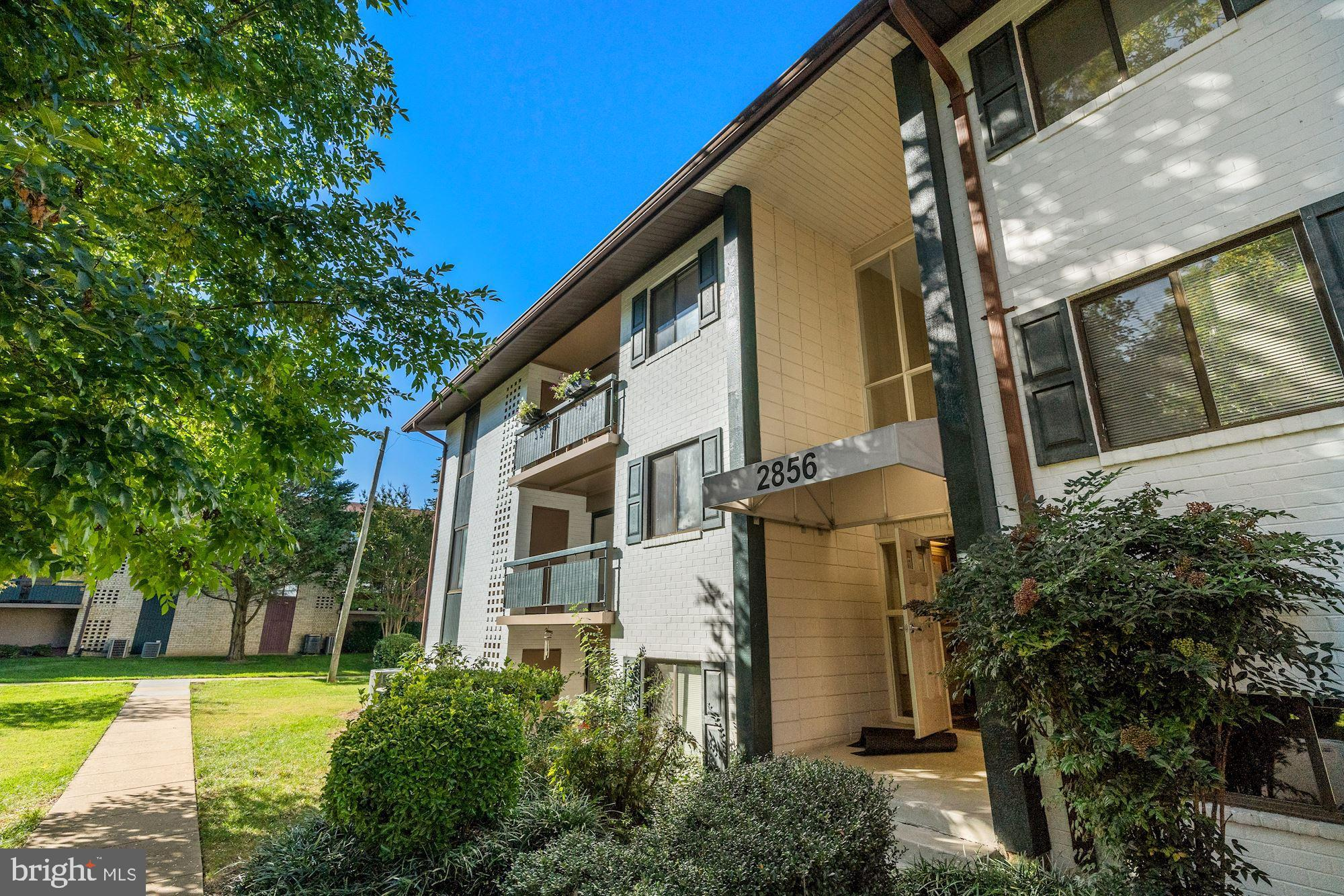 JUST LISTED! Light filled 1 bedroom, 1 bathroom condo located in Dover Park Condominiums.  Kitchen with all new stainless steel appliances. New stackable washer and dryer. Huge walk-in closet. Community Pool.   Steps to the Lee Highway Metro Bus Stop and  minutes to Dunn Loring Metro Station. Easy access to I-495 Beltway, Rt 66, Rt 50 and Lee Hwy for quick access to Mosaic, Tysons Corner, Arlington, Fairfax and Washington!