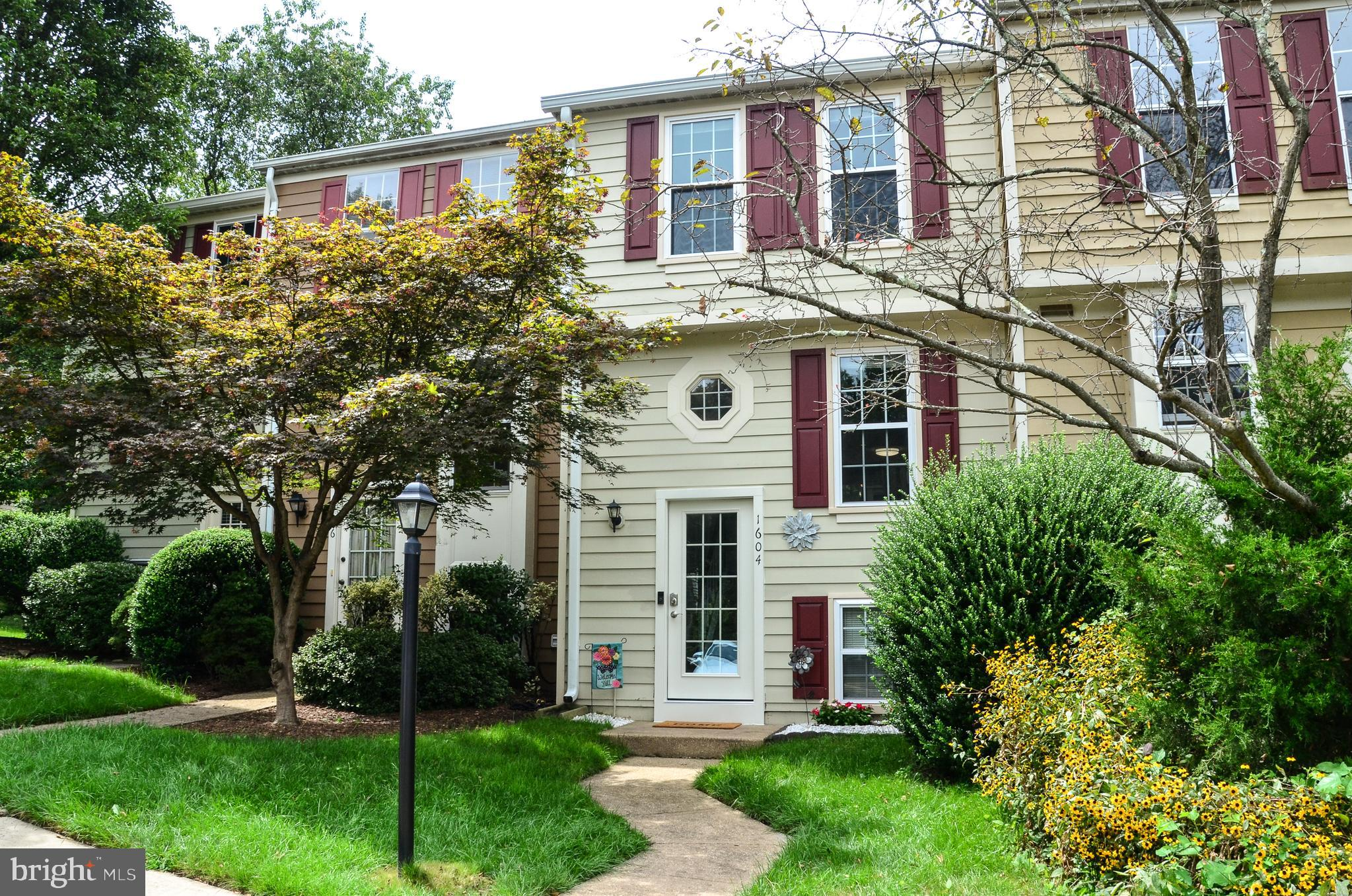 The incredible curb appeal on this immaculate townhome tells the story of what you have to look forward to upon entering the inside.  When you walk in, sunlight fills the entire home. A spacious dining room or cozy living room just steps up from the foyer.  And, directly off the gorgeous updated kitchen with granite counters is the two-level deck. This backyard gives you the privacy you are yearning for.  The decks have a view of beautiful trees and woods, providing a peaceful retreat & just steps out of your home.  This home is one of the few with both an upper deck and lower deck, giving ample space for all of your outdoor enjoyment and entertaining. Fun outdoor lighting is wired from inside of the house, adding to the night time ambiance. Back indoors, the bright walk-out basement with a brand new full bathroom could be an in-law retreat, a spacious dedicated home office, or a place to cozy up and watch your favorite tv shows or movies.  The upper level is the perfect place to retreat for the night. It offers two light-filled bedrooms - one master and one guest room, along with ample closet space and a beautiful new bathroom.  Tons of closets throughout this home and a utility room for even more storage.  This charming townhouse really has it all, and is so close to all that Reston has to offer! Being a resident of Reston allows you access to 15 pools,  miles of paved trails, 52 tennis courts, farmers' markets, garden plots, parks, recreation activities, classes, camps, and events.  Walk to the Reston Town Center for shopping and dinner, or Trader Joe's and North Point Shopping Center to do your grocery shopping.  And, the historic Lake Anne Plaza is right down the street.  A new roof,  3-year-old windows, beautiful hand-scraped hardwood flooring on main level and laminate wood flooring on the lower level, a gorgeous kitchen with granite counters & backsplash, and exciting new baths, a new washer & dryer, are just some of the details that you will find in this tr