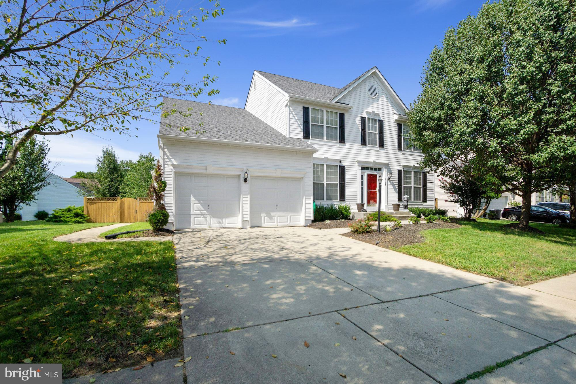 Well maintained home located  in the sought-after community of Charles Crossing.  Conveniently located  within an easy commute to Joint Base Andrews & Bolling, VA and National Harbor, as well a shopping .  The home features on the main level an office, gourmet kitchen with stainless steel appliances, with breakfast area that opens to the family room with a gas fireplace, as well as a laundry room.  The owner's suite, located on the second floor, is a wonderful retreat for rest and relaxation.  The en suite,  features a spa soaking tub an generous separate shower and dual vanities.  3 additional generous-sized bedrooms  and dual vanity full bath are located on this level.  The expansive lower level offers more opportunities for relaxation  and entertainment with a media room, work-out space, pool room and den/office.  Pool and Community Center access are available through, and an amenity of the Charles Crossing HOA.