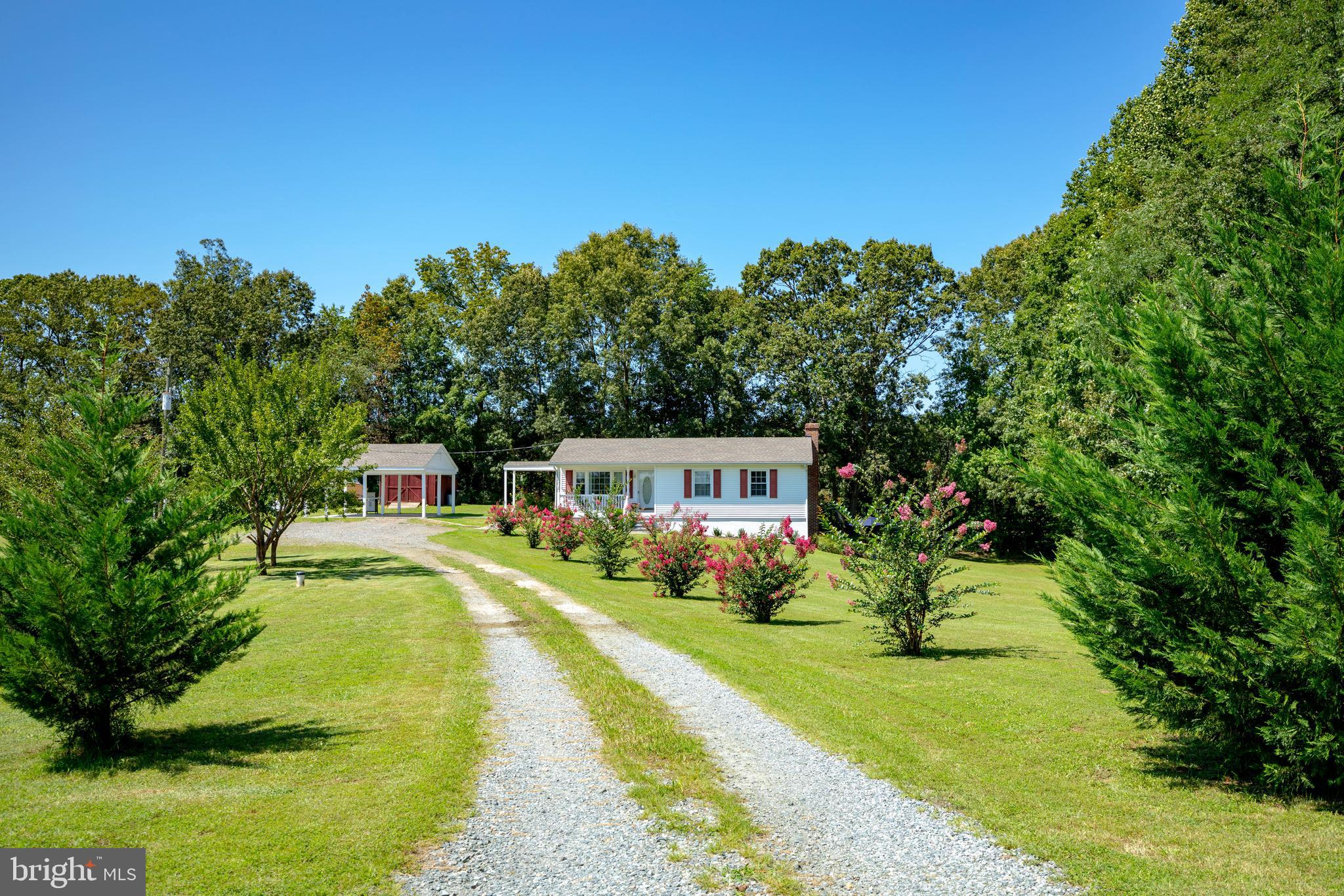 WELCOME TO THIS GORGEOUS 3+ ACRE HOA FREE HOME! BRING YOUR HORSES AND LIVESTOCK!!! VERY SOUGHT AFTER