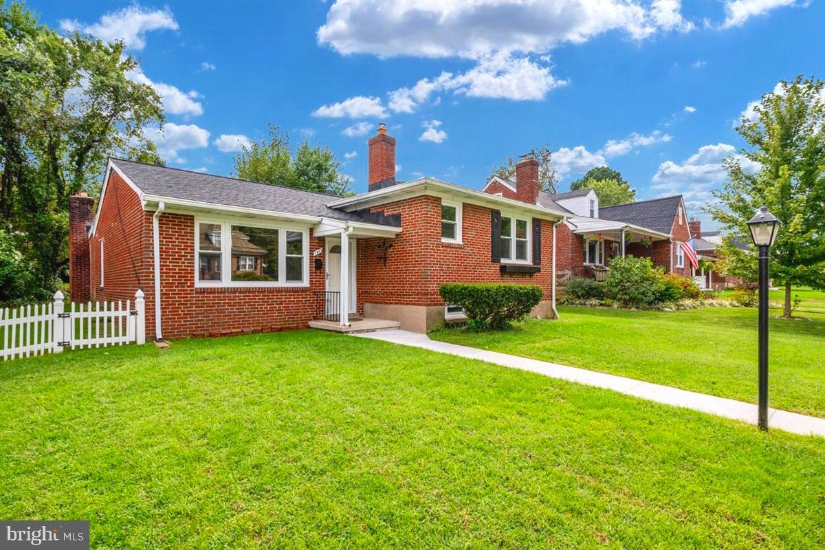 Beautiful ALL BRICK house in the desired COLONIAL GARDENS Community. Sought after Catonsville High School district. Major updates throughout the house: ROOF replaced 2018, Bamboo Flooring 2018, Kitchen Renovation 2018, Newer Appliances - Refrigerator - 2020, Dishwasher - 2018, Stove - 2017. FRESH PAINT THROUGHOUT THE HOUSE - August 2020. WINDOWS REPLACED - 2018. Bathrooms updated - 2018. BRAND NEW floors installed in the Kitchen and Basement - August 2020. BRAND NEW CARPET - August 2020. NEW UTILITY SINK in basement. Highly Convenient Location within 10 minutes drive to CCBC (community college Balt Co.), UMBC. Bus stop, Airport less than 10 miles. Ready to move in the Heart of Catonsville, MD. NO HOA !! This home will not last long !