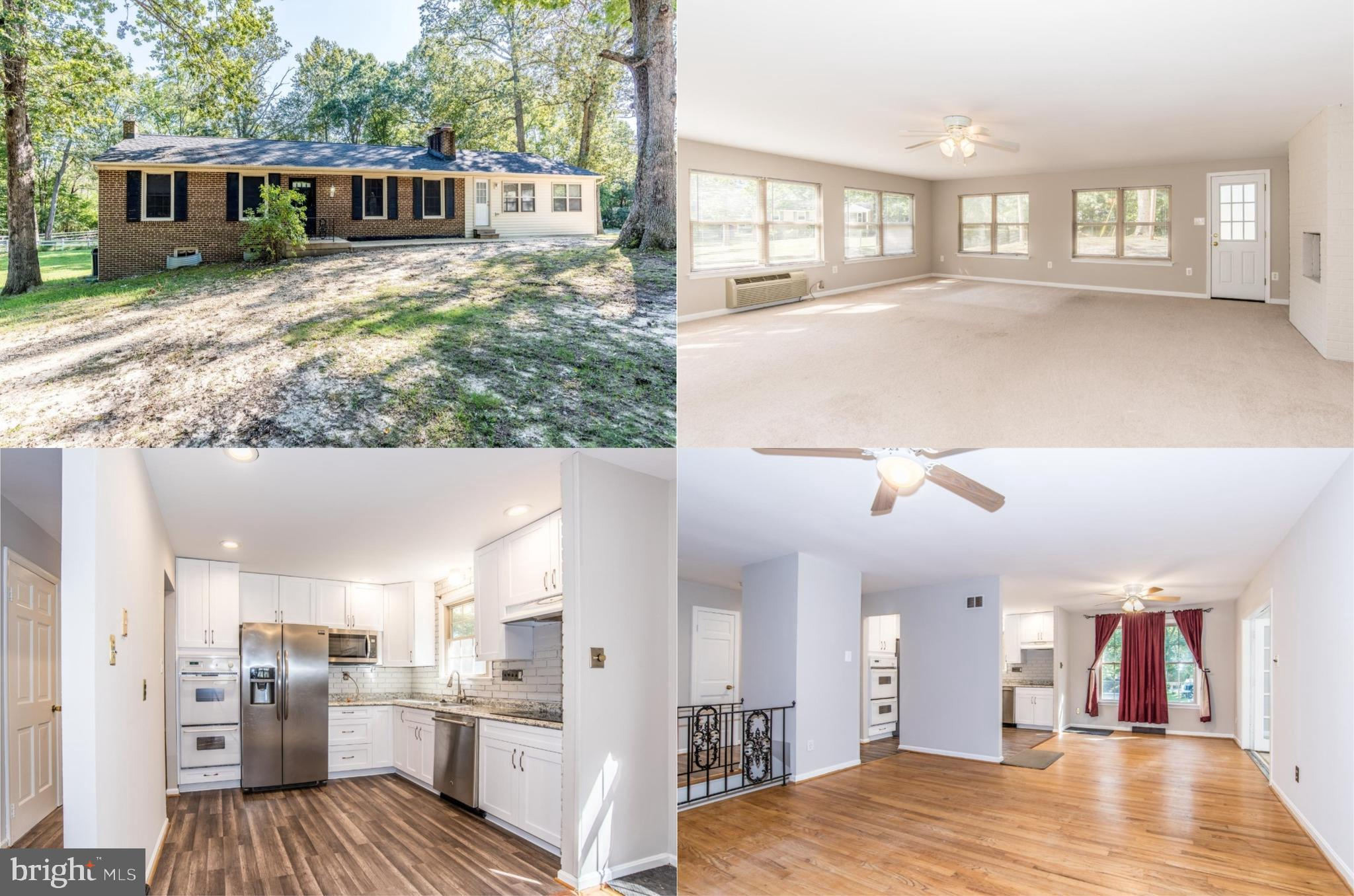 This beautiful 4 bedroom, 3 full bath home is nestled on a peaceful and premium .71 acre lot offerin
