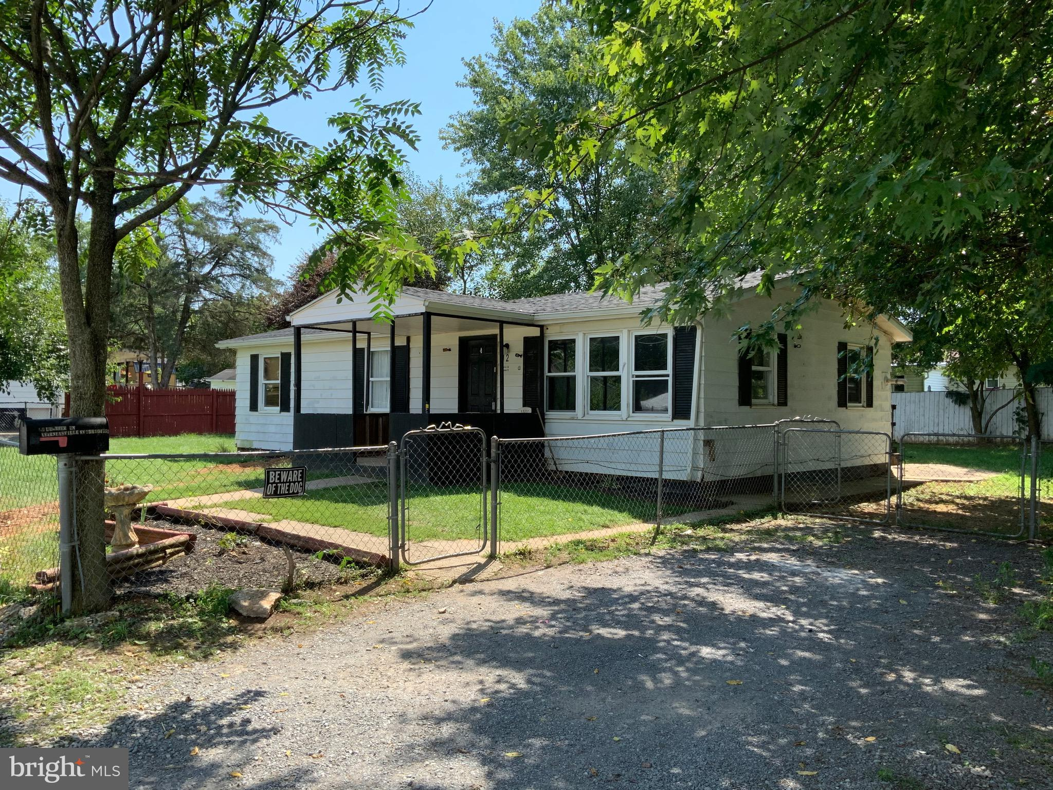 PENDING RELEASE. Affordable Rancher featuring 3 bedrooms, front porch, rear deck, fully fenced yard,