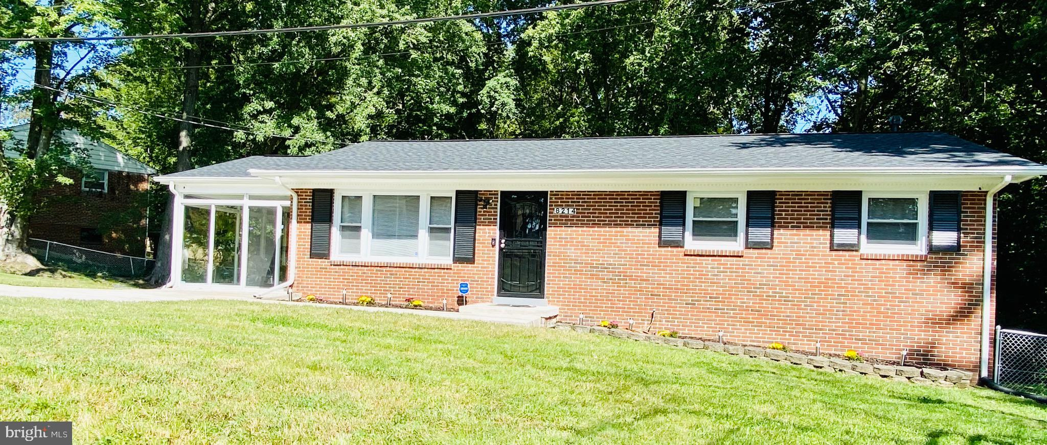 Welcome Home! This 4 Bedroom 3 Full Bath modern two-level Rambler home that was renovated in 2018 ha