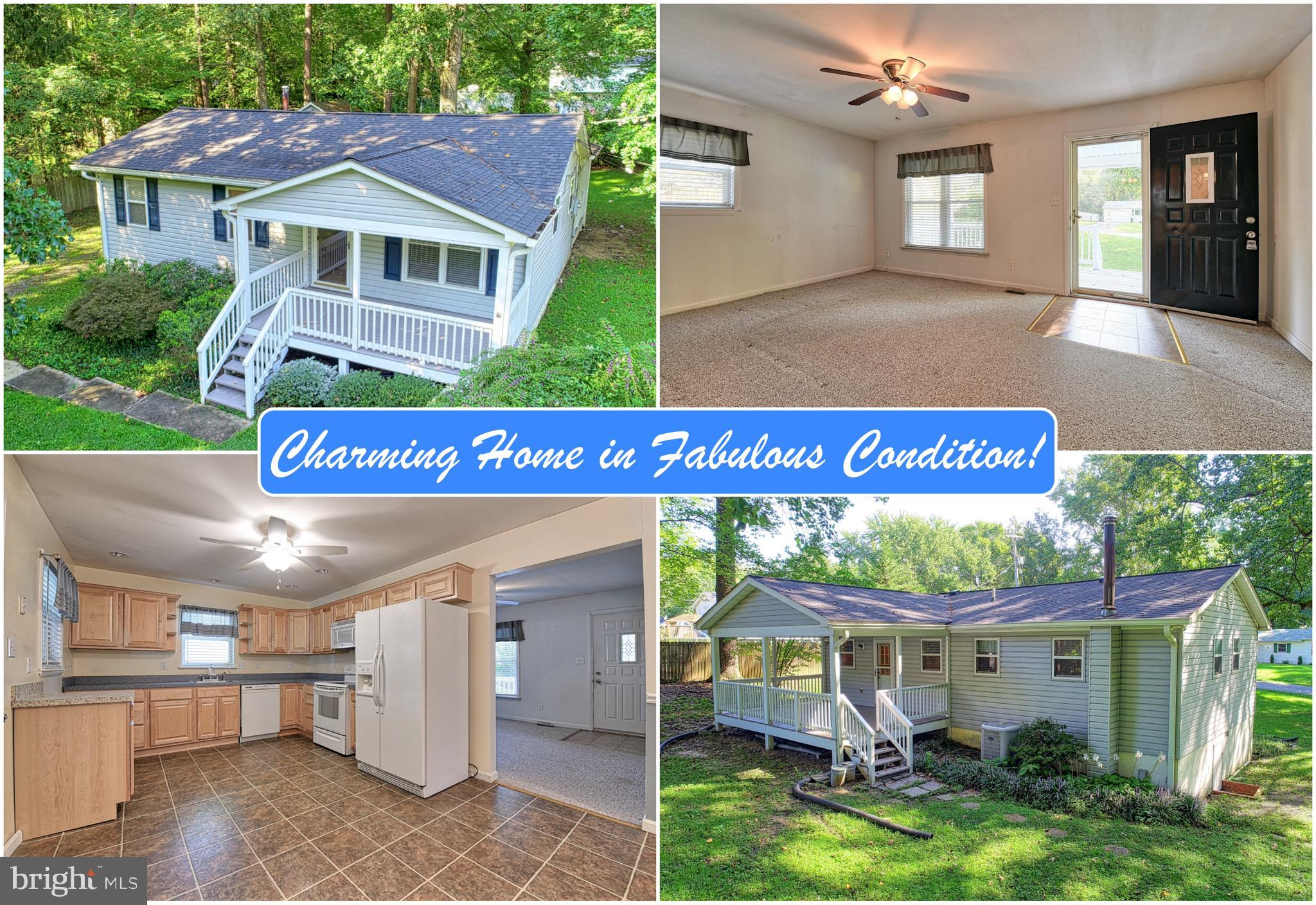 Welcome to this charming rambler in Golden Beach!  This adorable home is in well maintained conditio