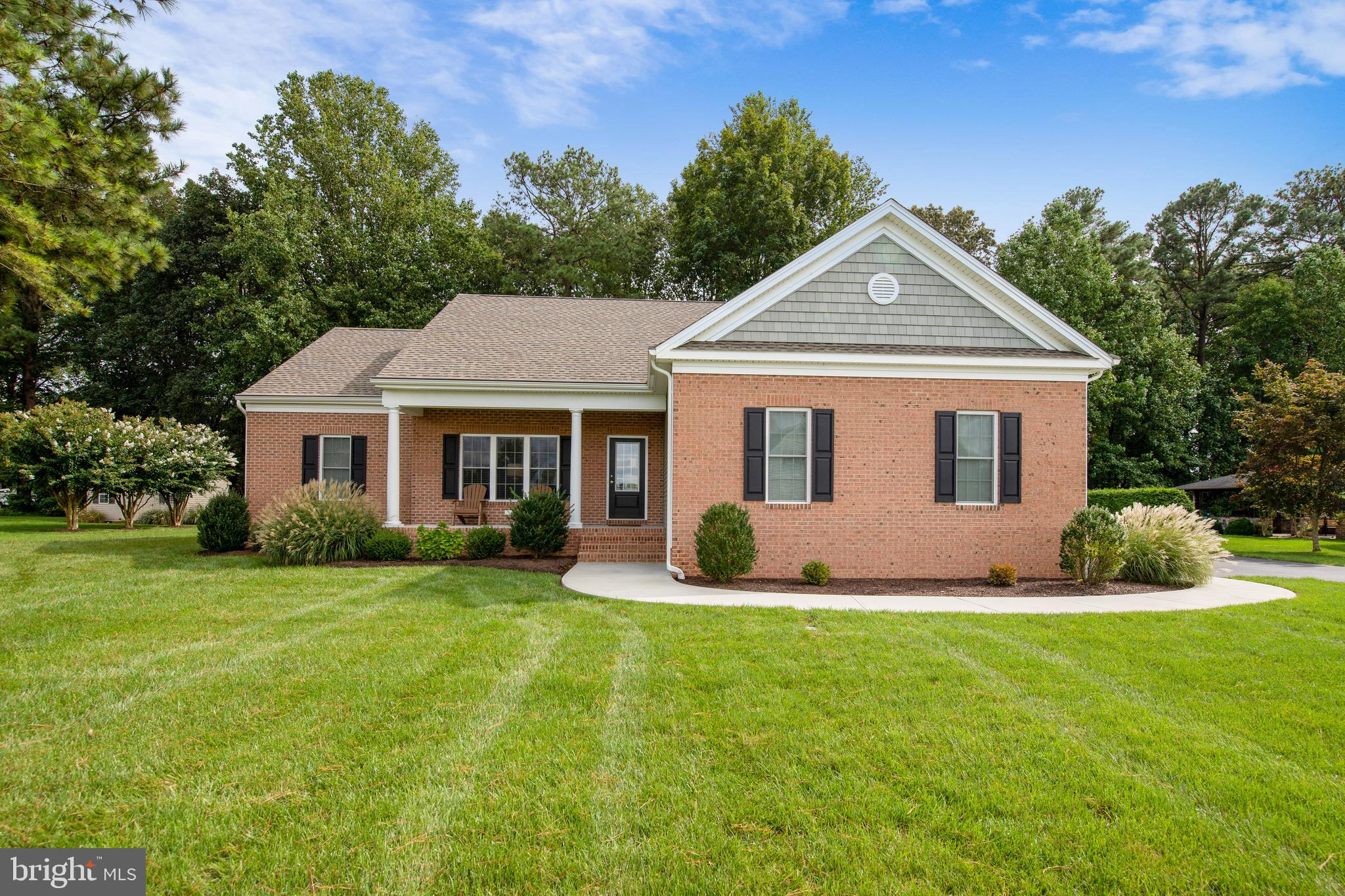 Looking for a new construction home without the wait?  This one isn't brand new but it might as well