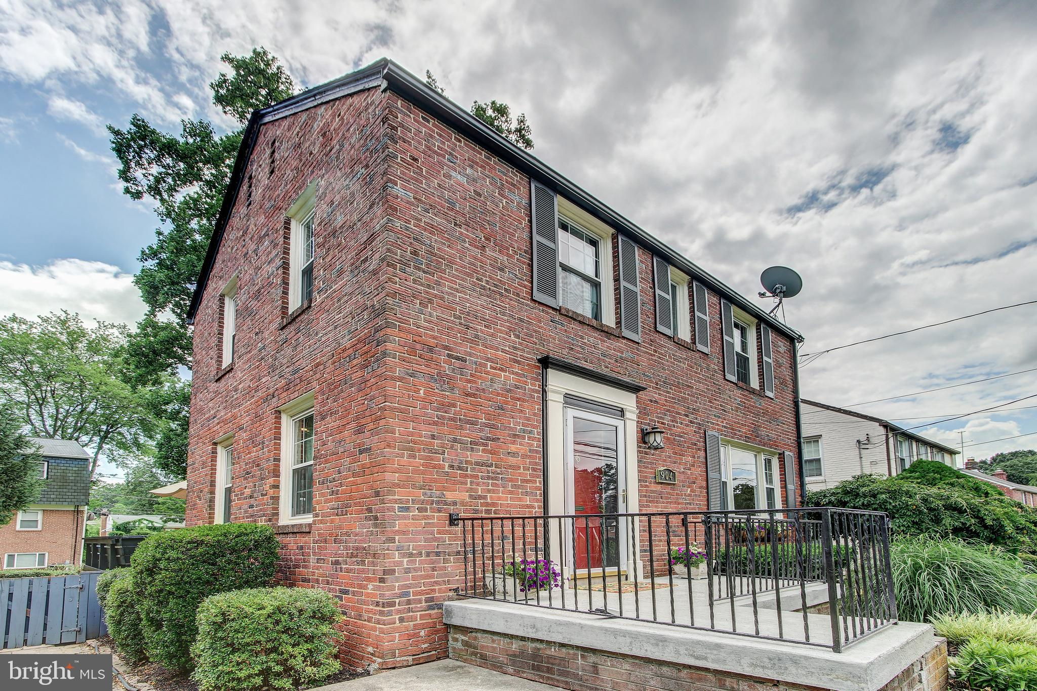 This home has it all! Enjoy the comfort of neighborhood living while benefiting from the close proxi