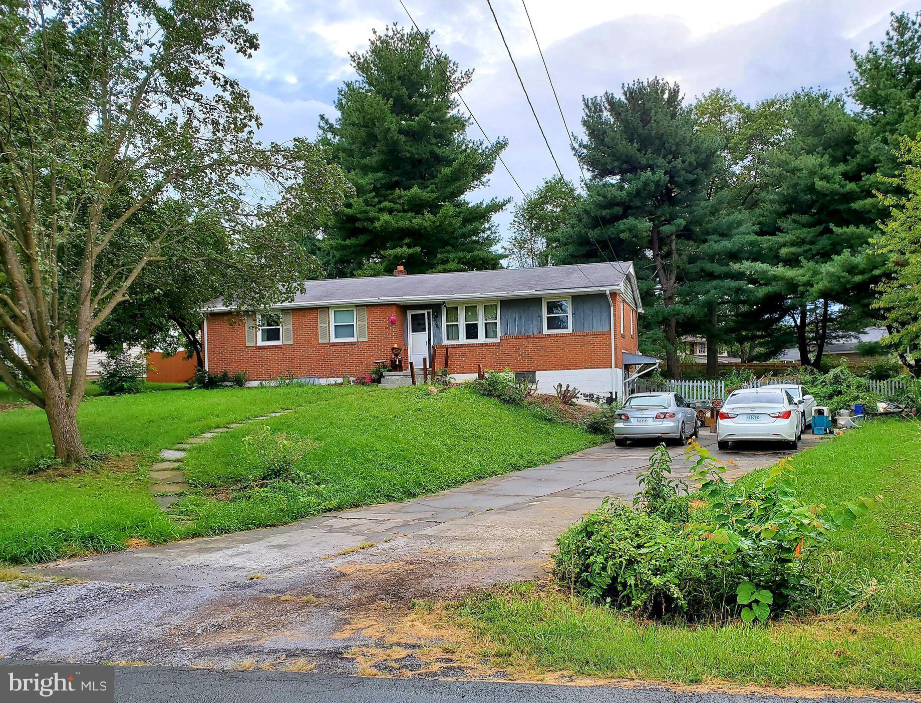 Close to town, conveniently located just off of Rt 7.  Perfect one level living fixer-upper home. Ho